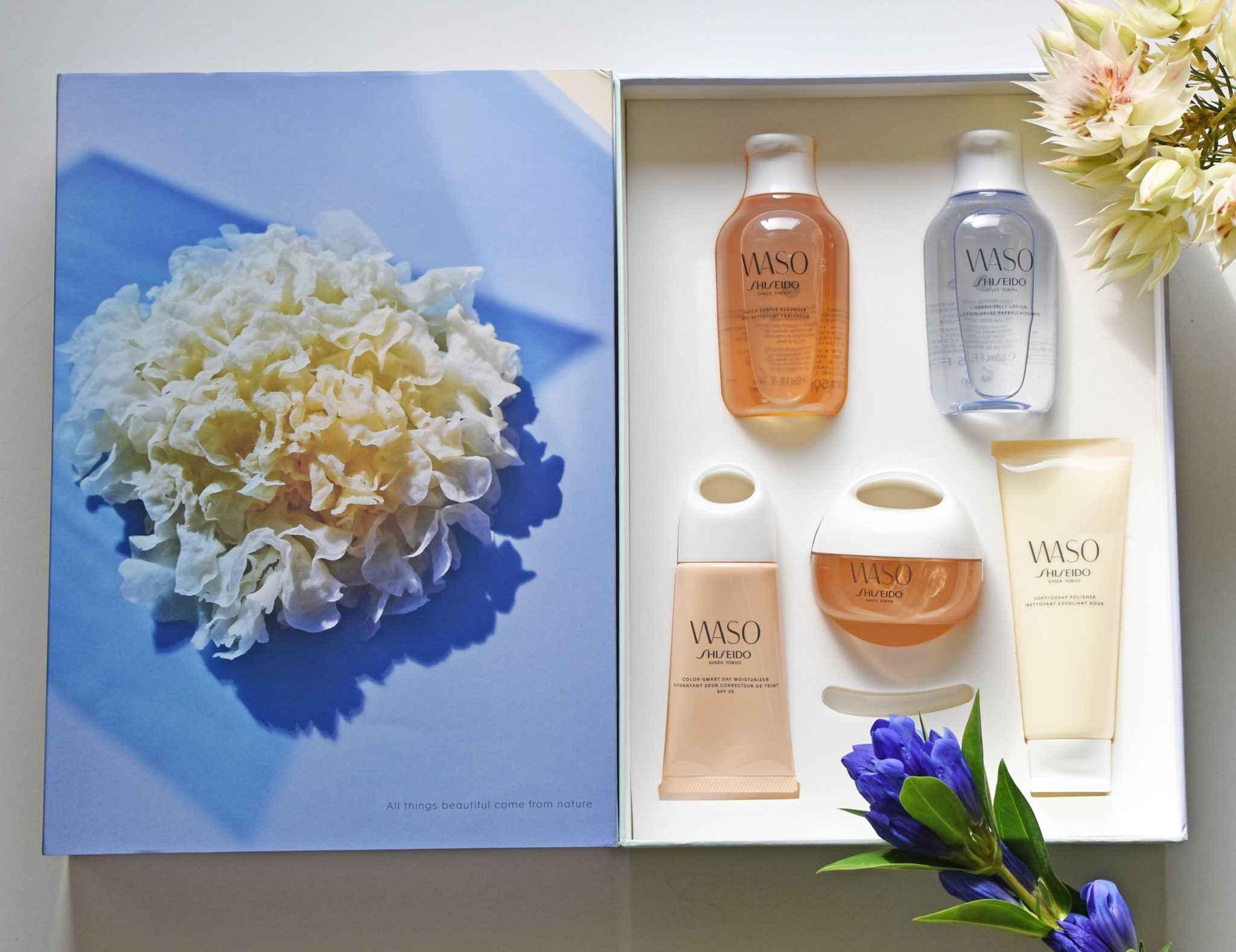 WASO Shiseido Review