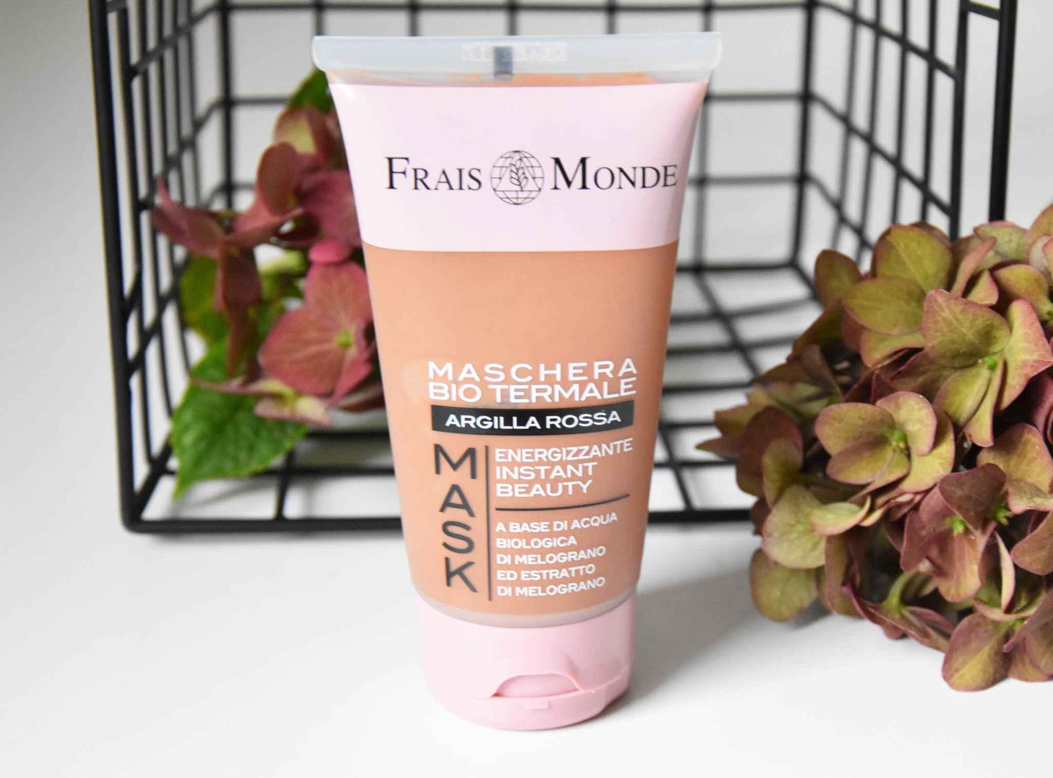 Frais Monde Organic Moisturizing Instant Beauty