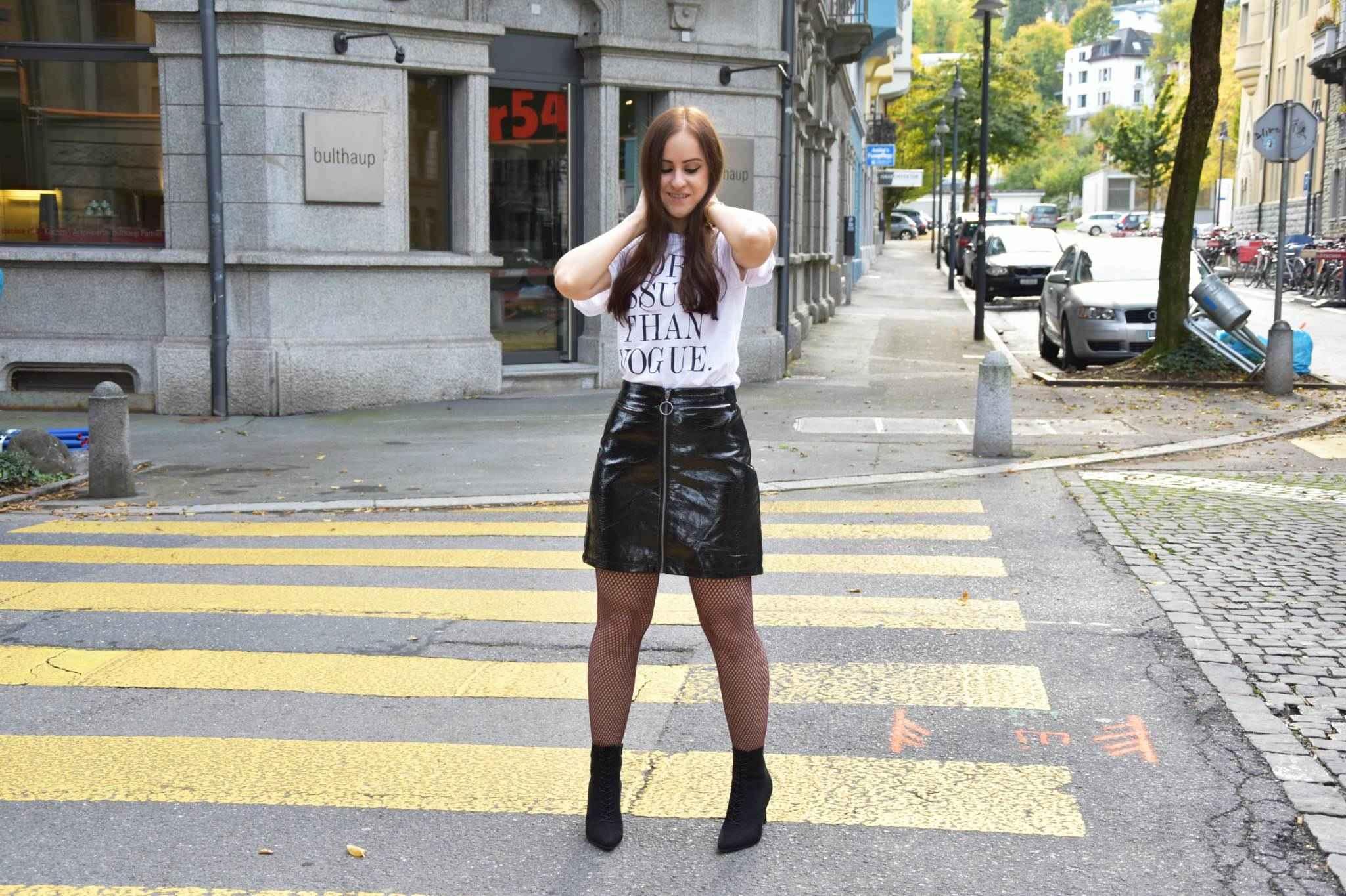 Look Lack Falke Tights Ootd Fashion Fashionblogger