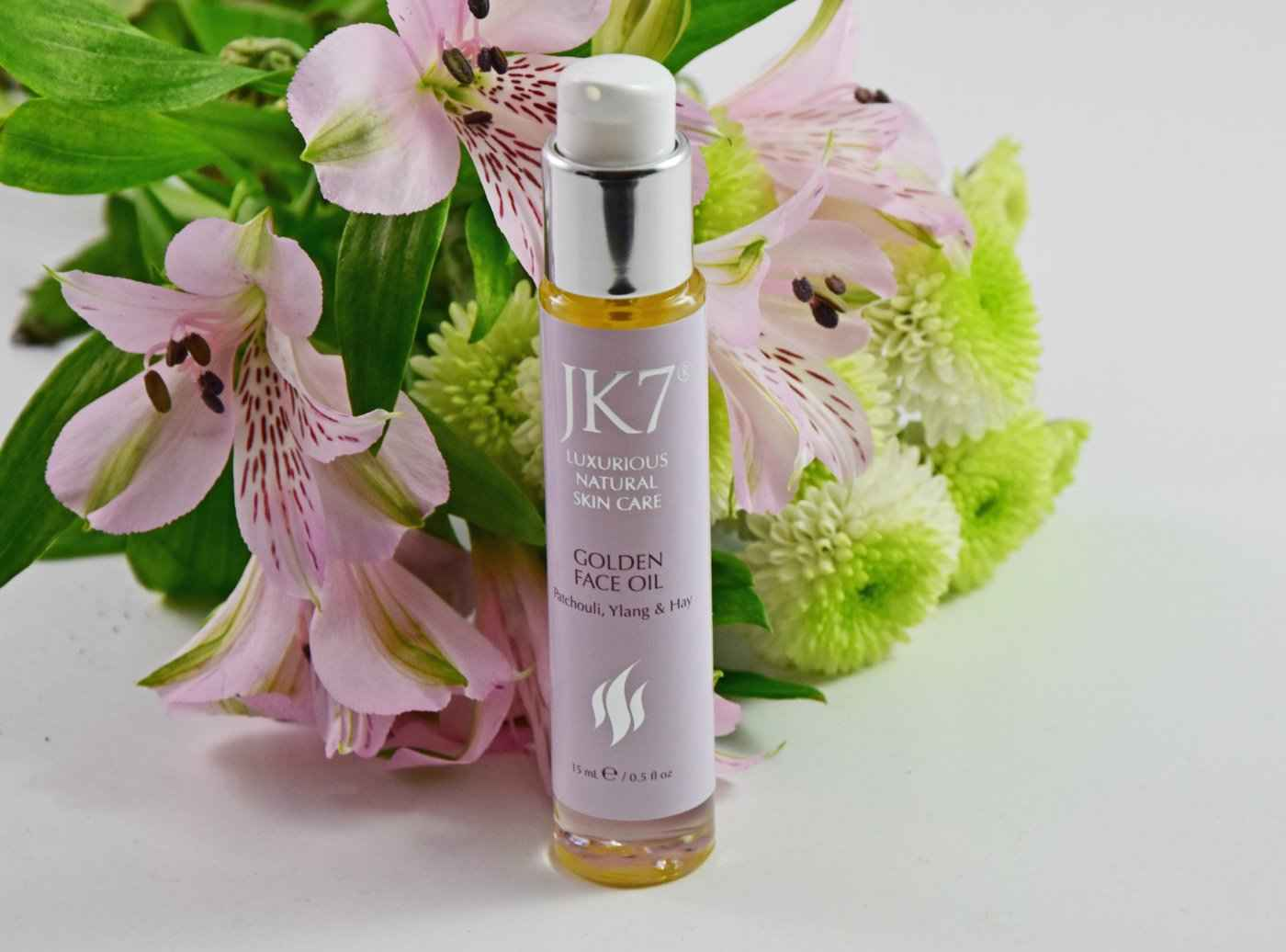 JK7 - Golden Face Oil Review
