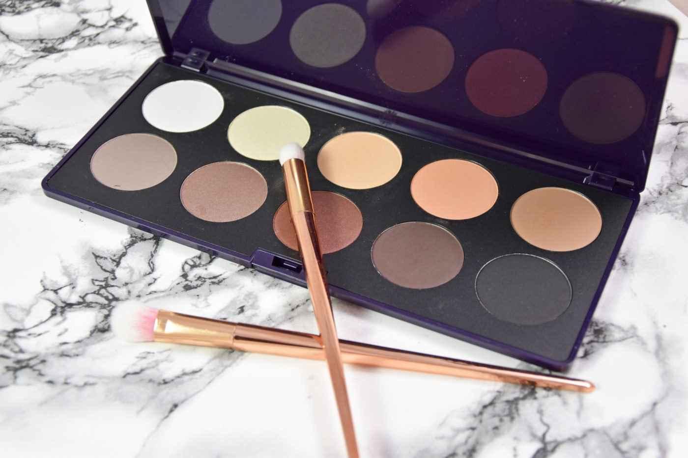 Neve Cosmetics Elegantissimi Eyeshadow - Lidschatten Palette