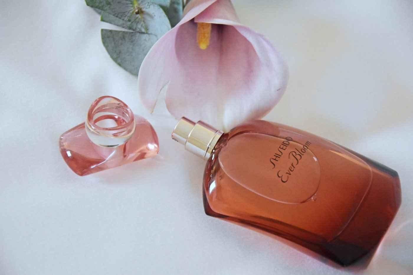 everbloom shiseido perfume