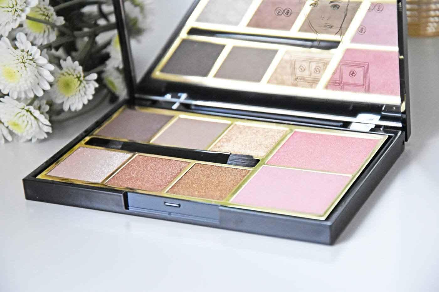 Guerlain - Gold Palette