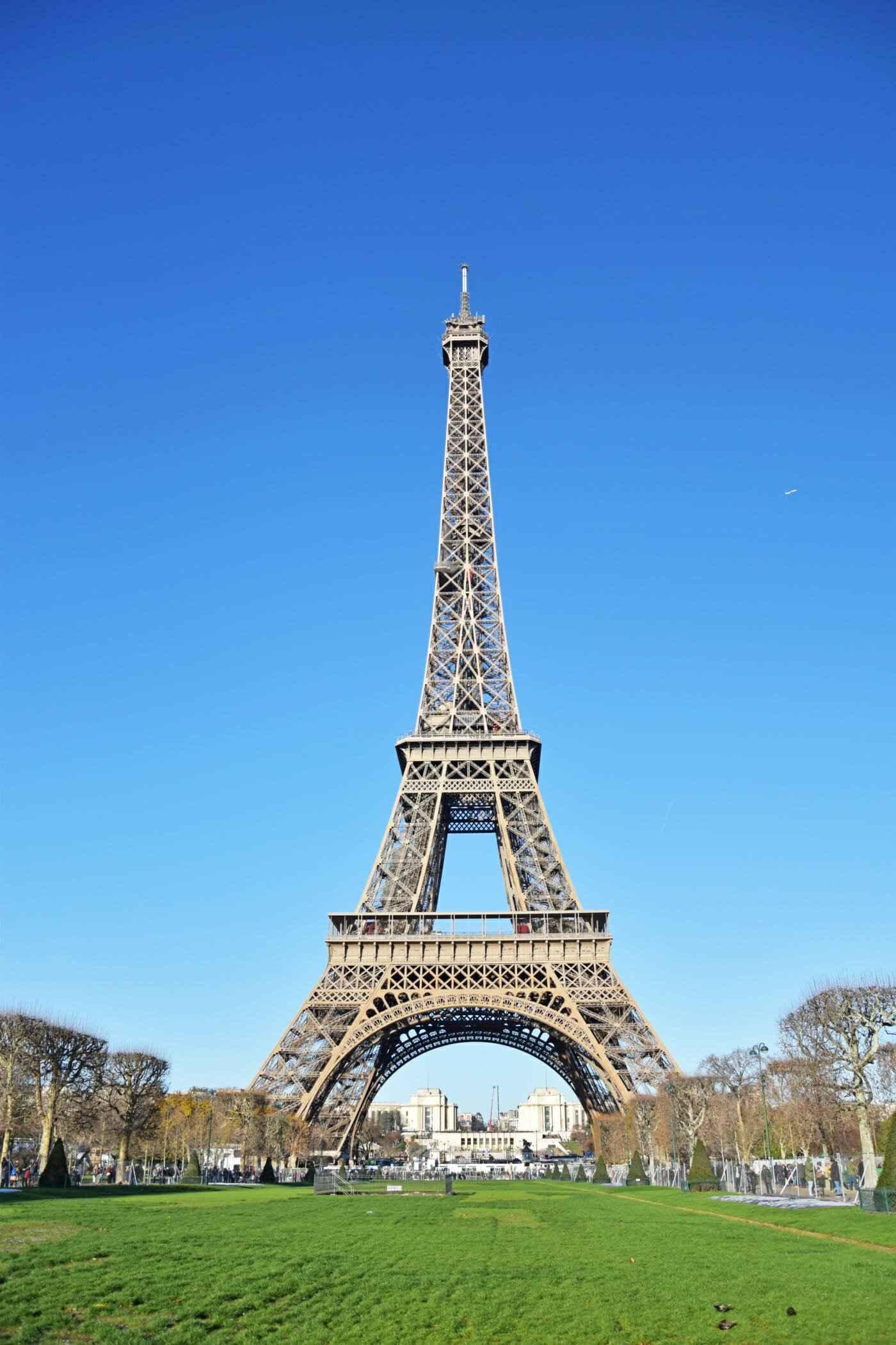 Eiffelturm Paris Tag
