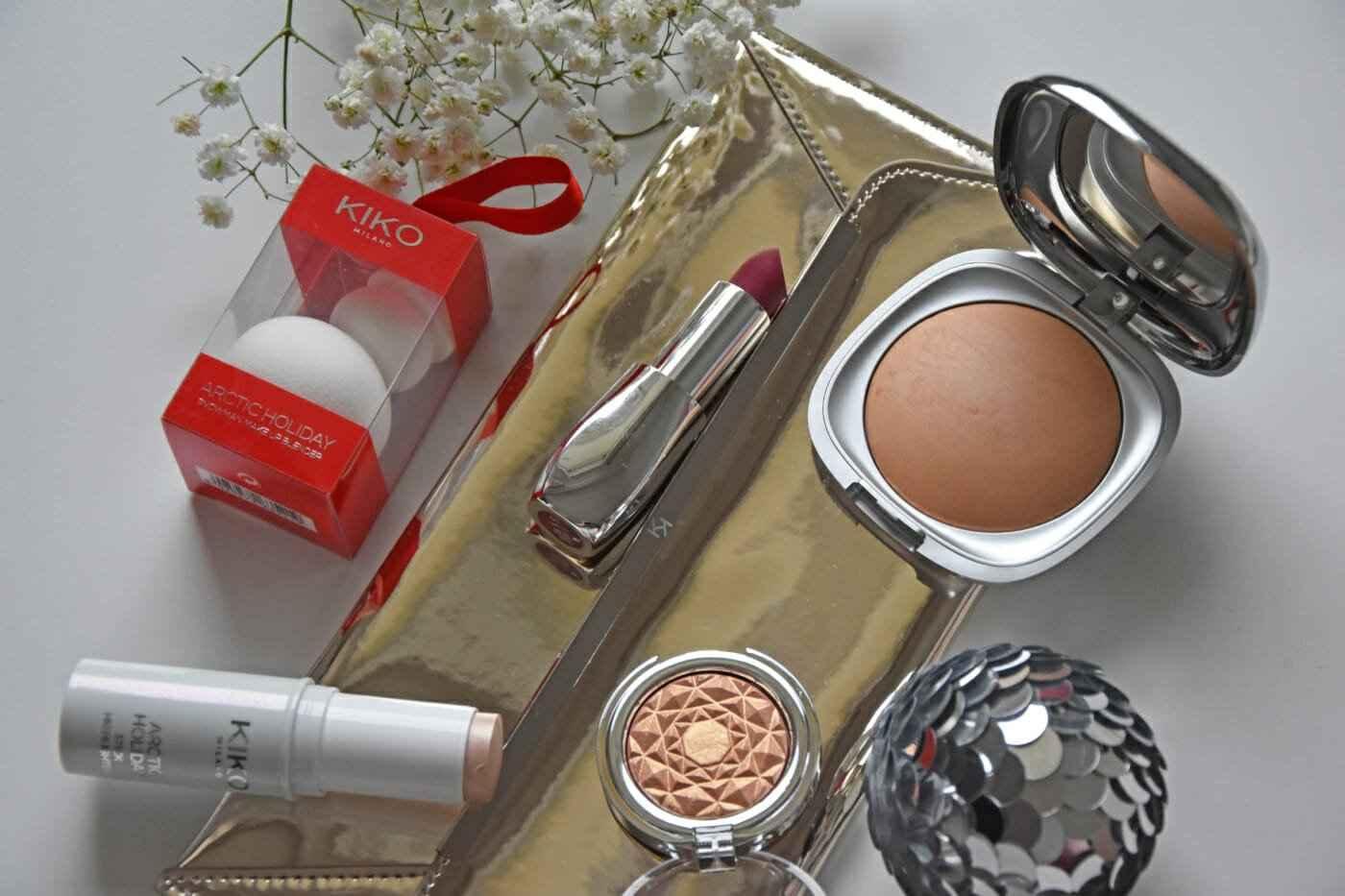 Makeup Kiko Holiday Arctic