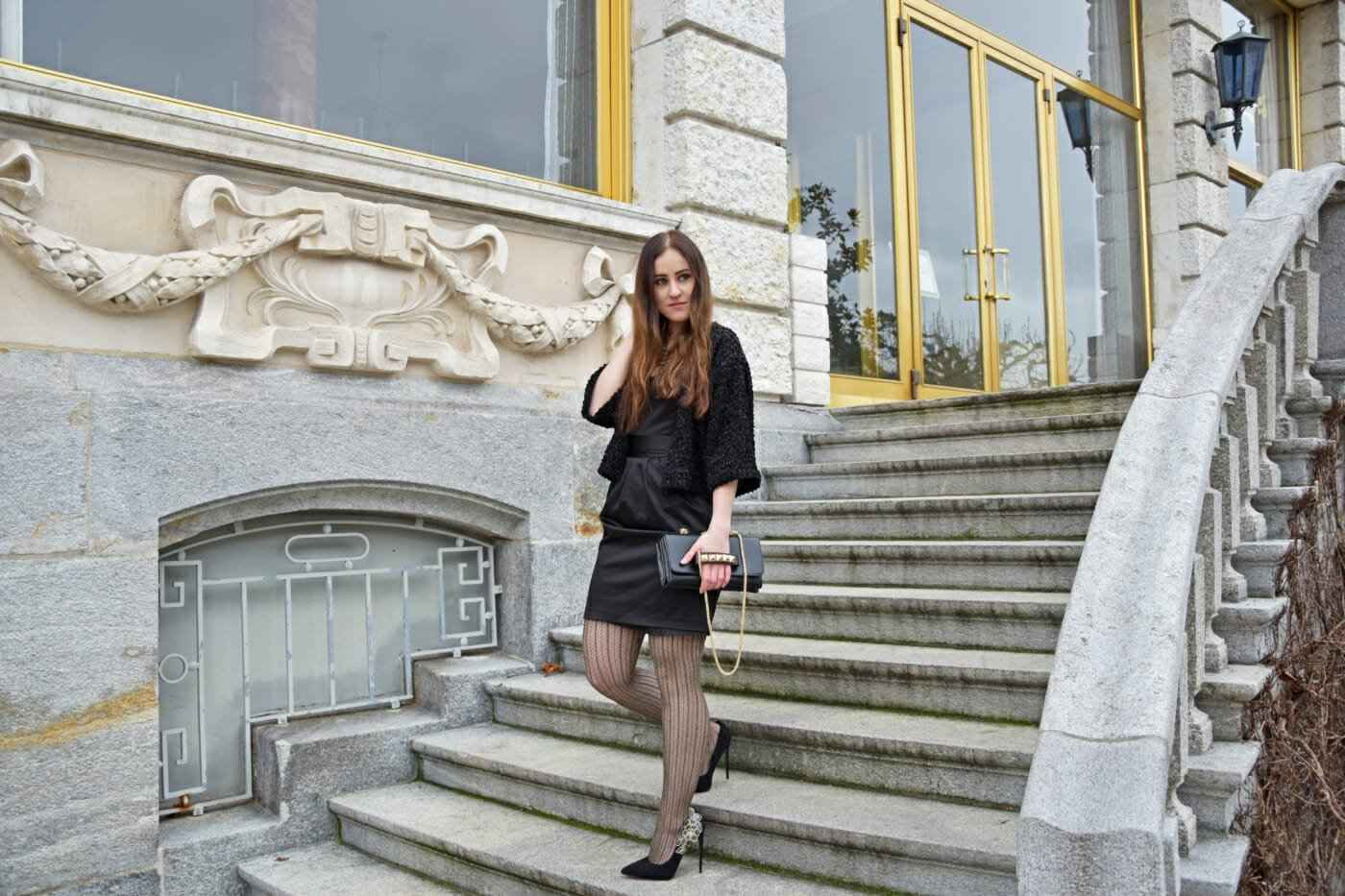 Silvester Look New years eve fashion outfit ootd
