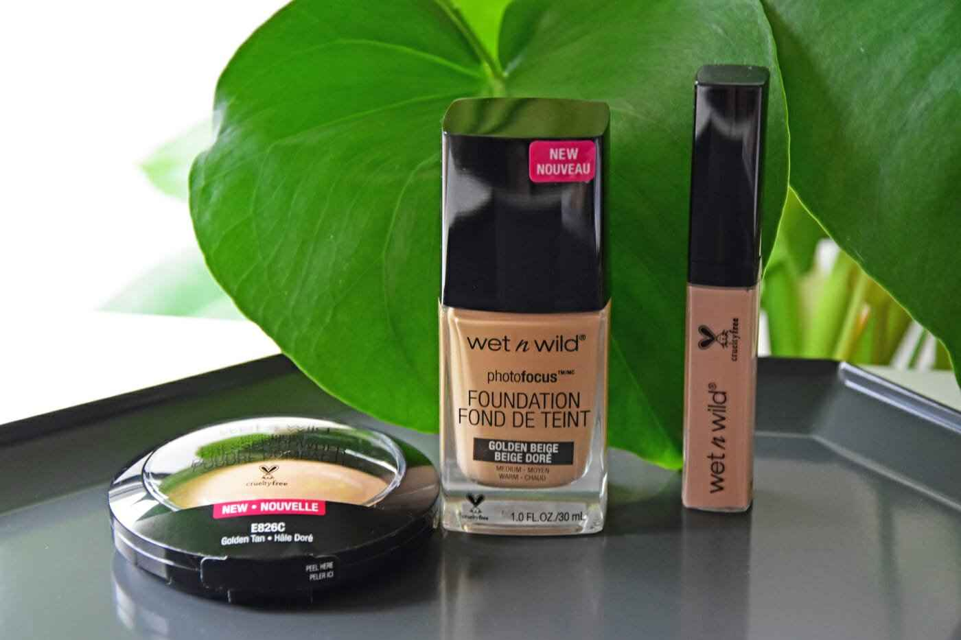 Wet'n'Wild - Photofocus Foundation, Powder, Concealer