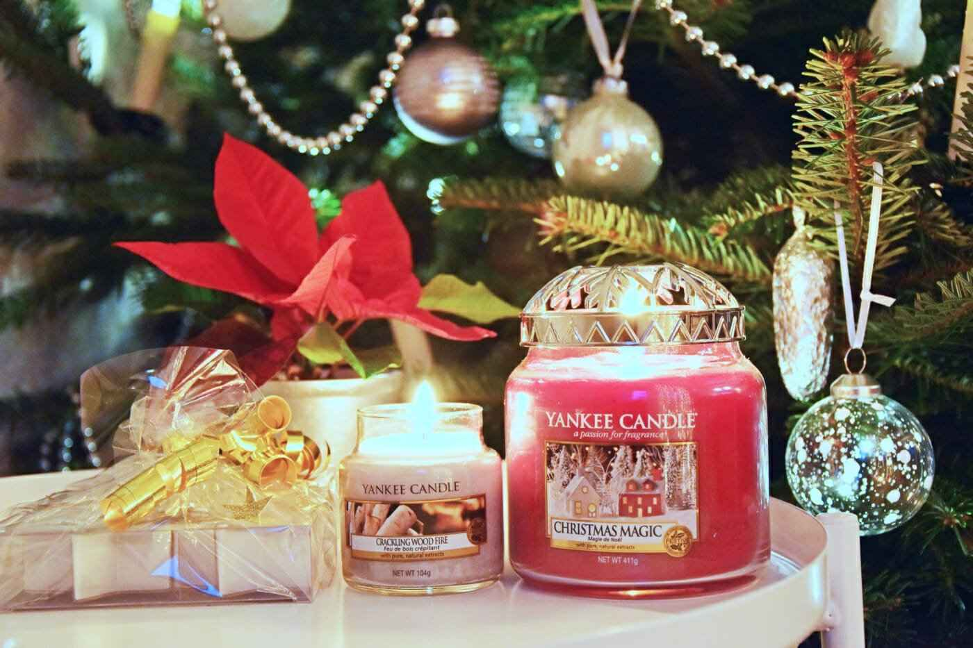 Yankee Candle Winter Edition