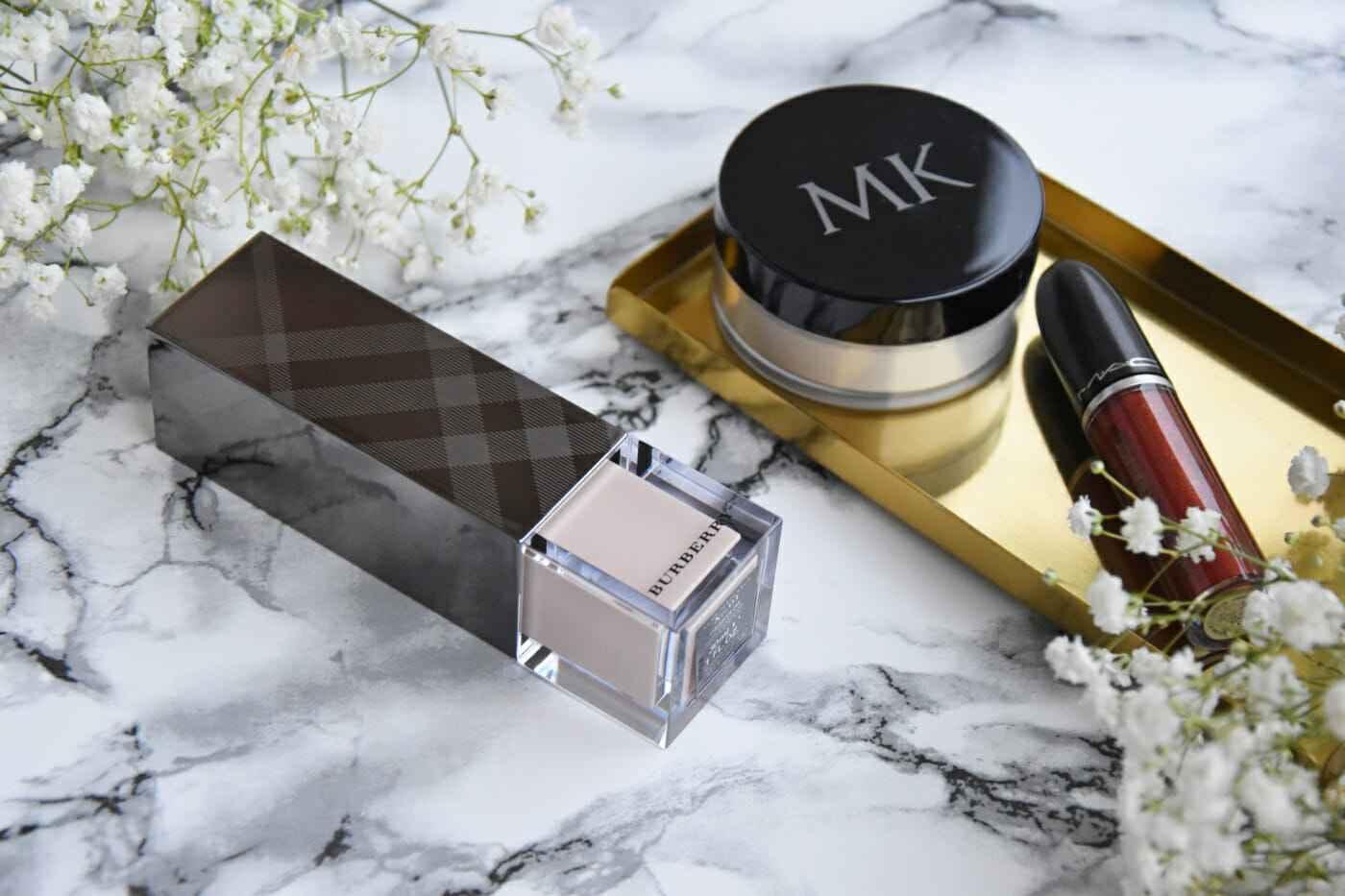 make up lieblinge von burberry mary kay und mac cosmetics. Black Bedroom Furniture Sets. Home Design Ideas