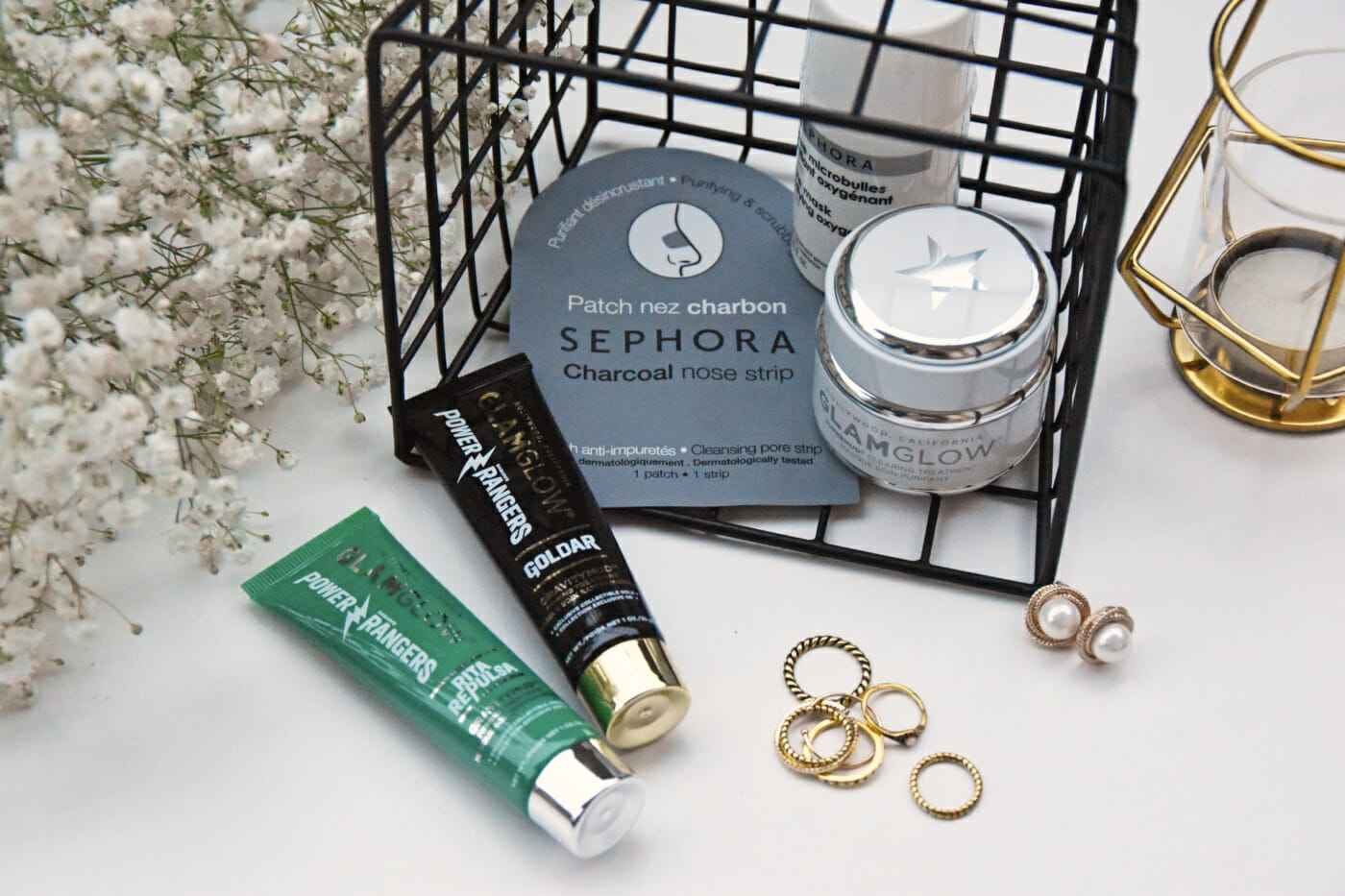 Mask special with Glamglow and Sephora