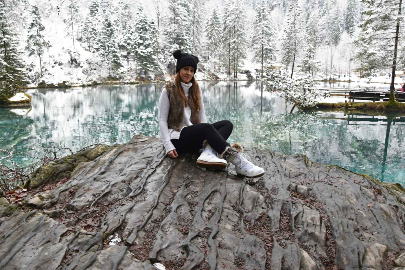 Lookbook Fashion Outfit Moon Boots