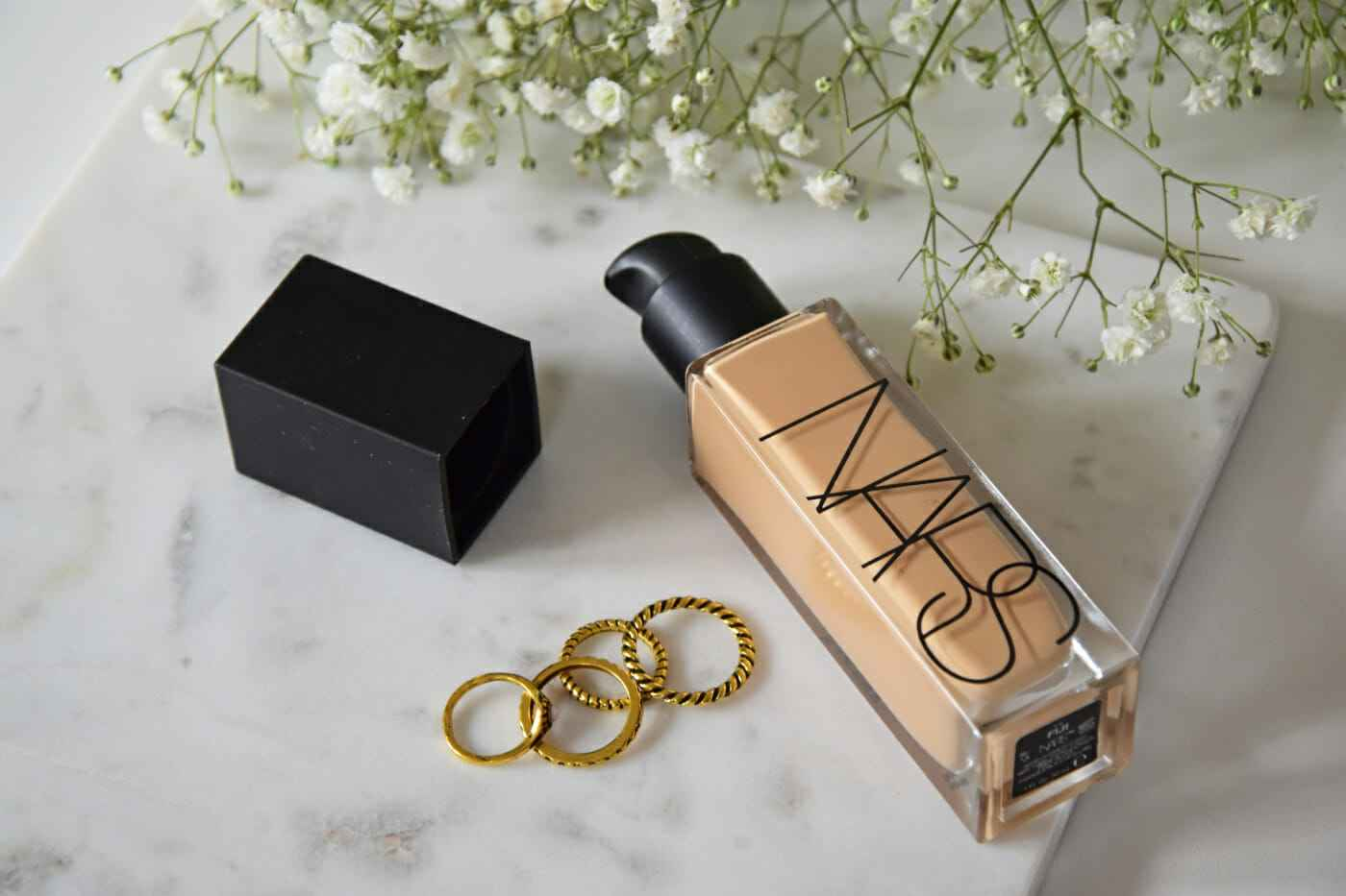 NARS Natural Radiant Longwear Foundation Fiji