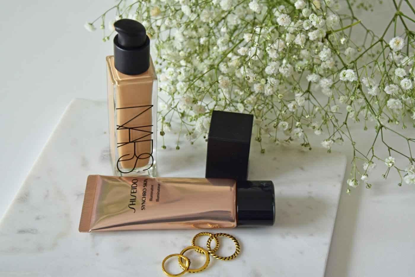 NARS und Shiseido
