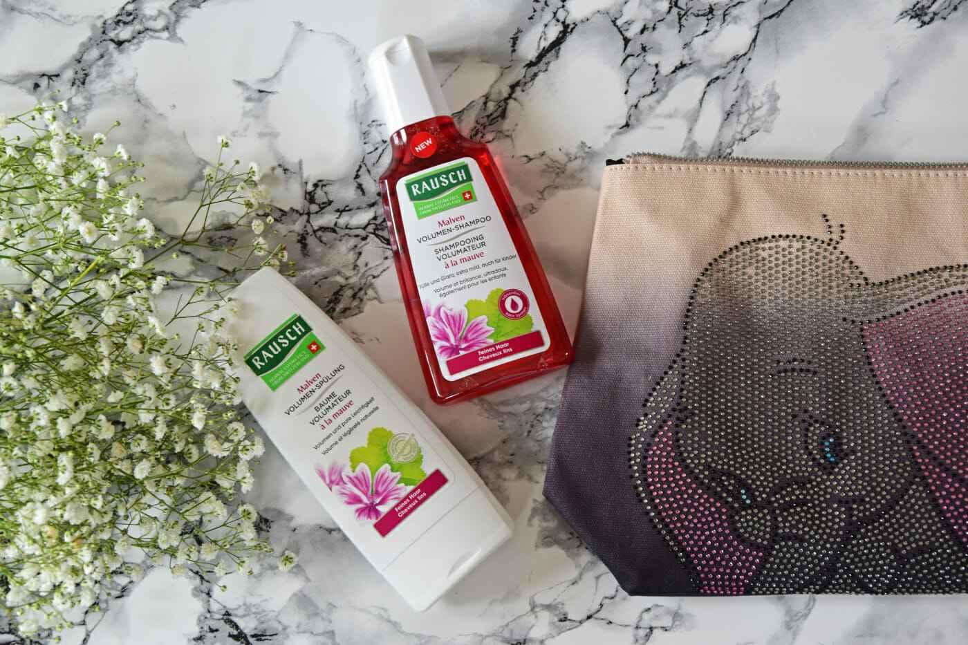 Rausch Volumen Shampoo und Spülung