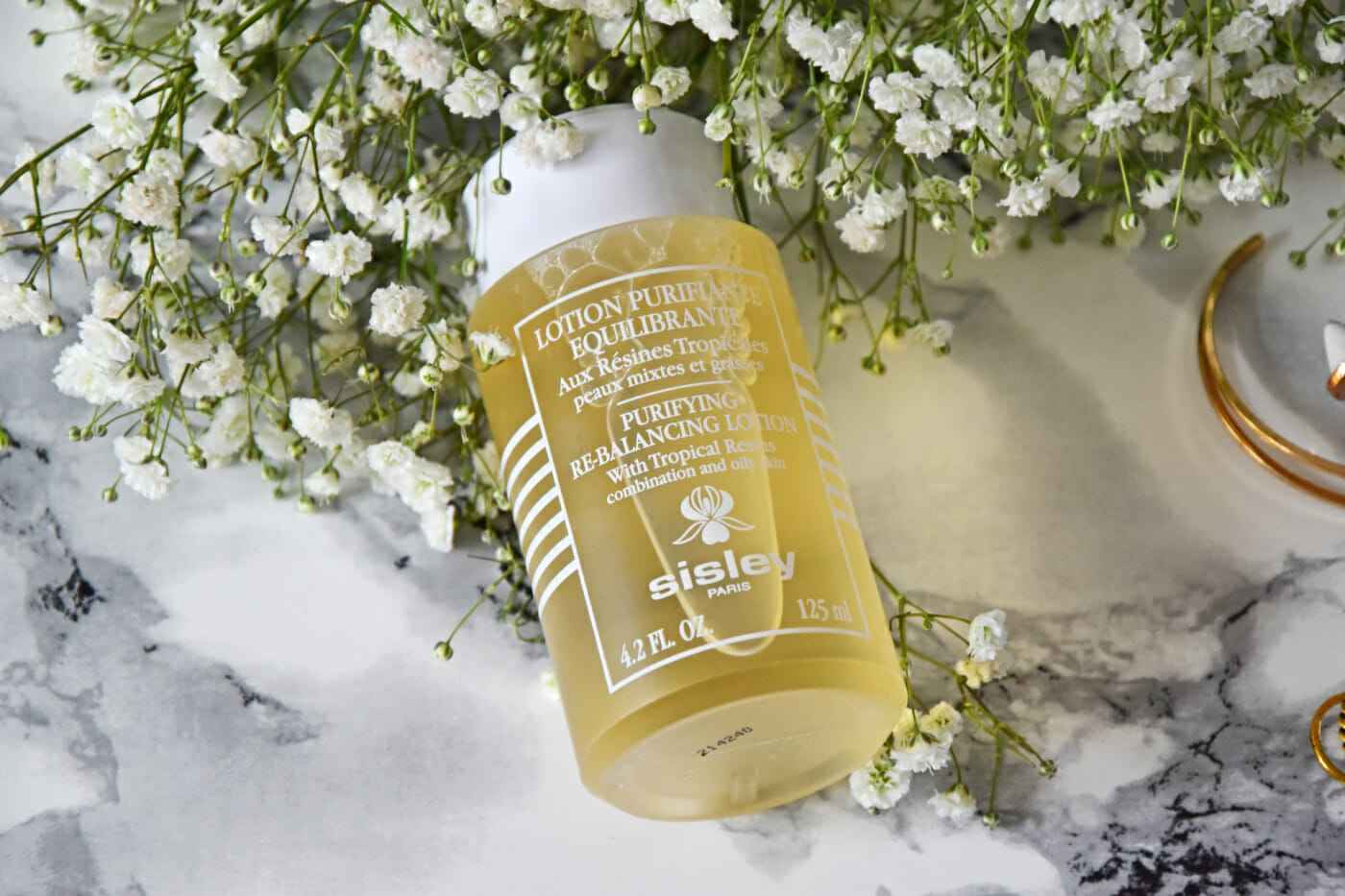 sisley purifying lotion skin care beauty