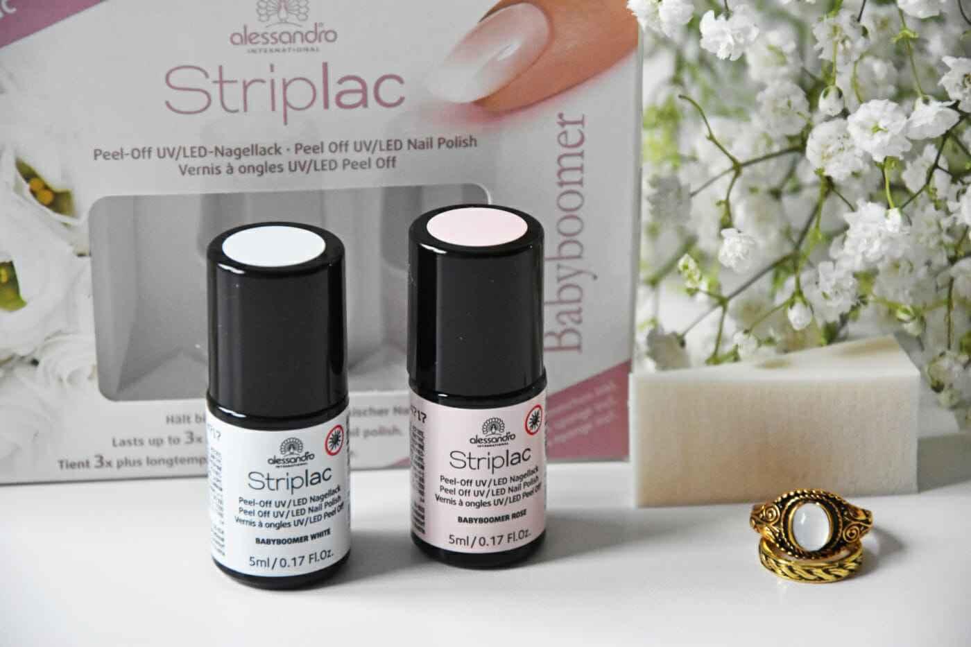 striplac babyboomer set nail nail polish