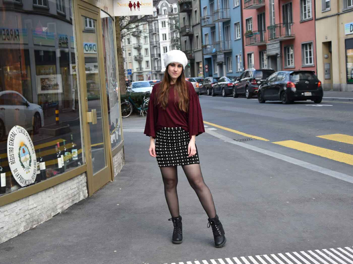 winter outfit fashion fashionblogger