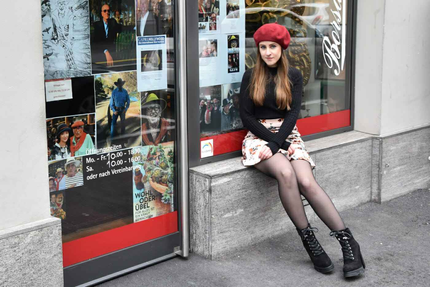 Look Fashionblogger fashion outfit french look