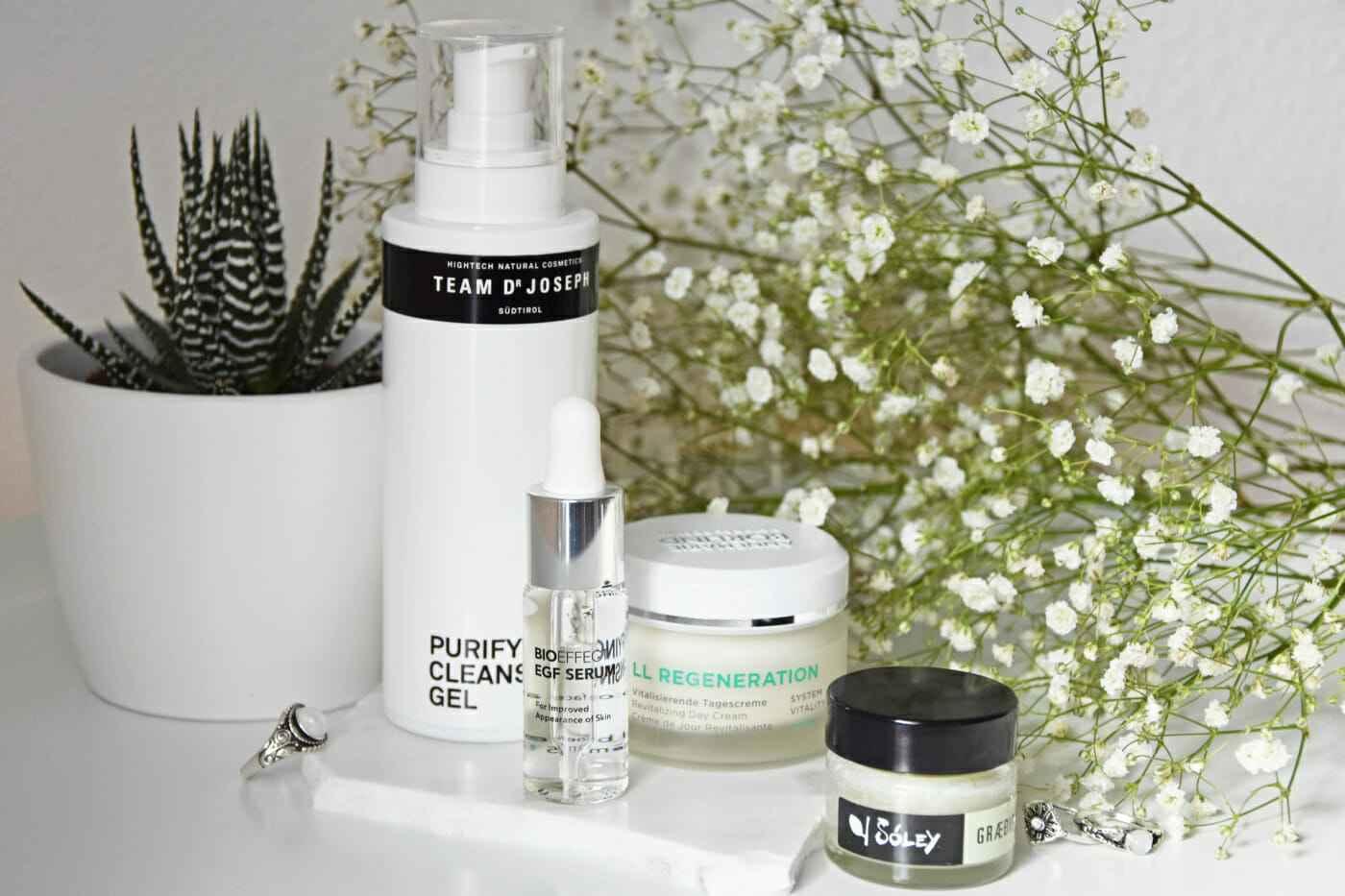 Naturkosmetik skin care