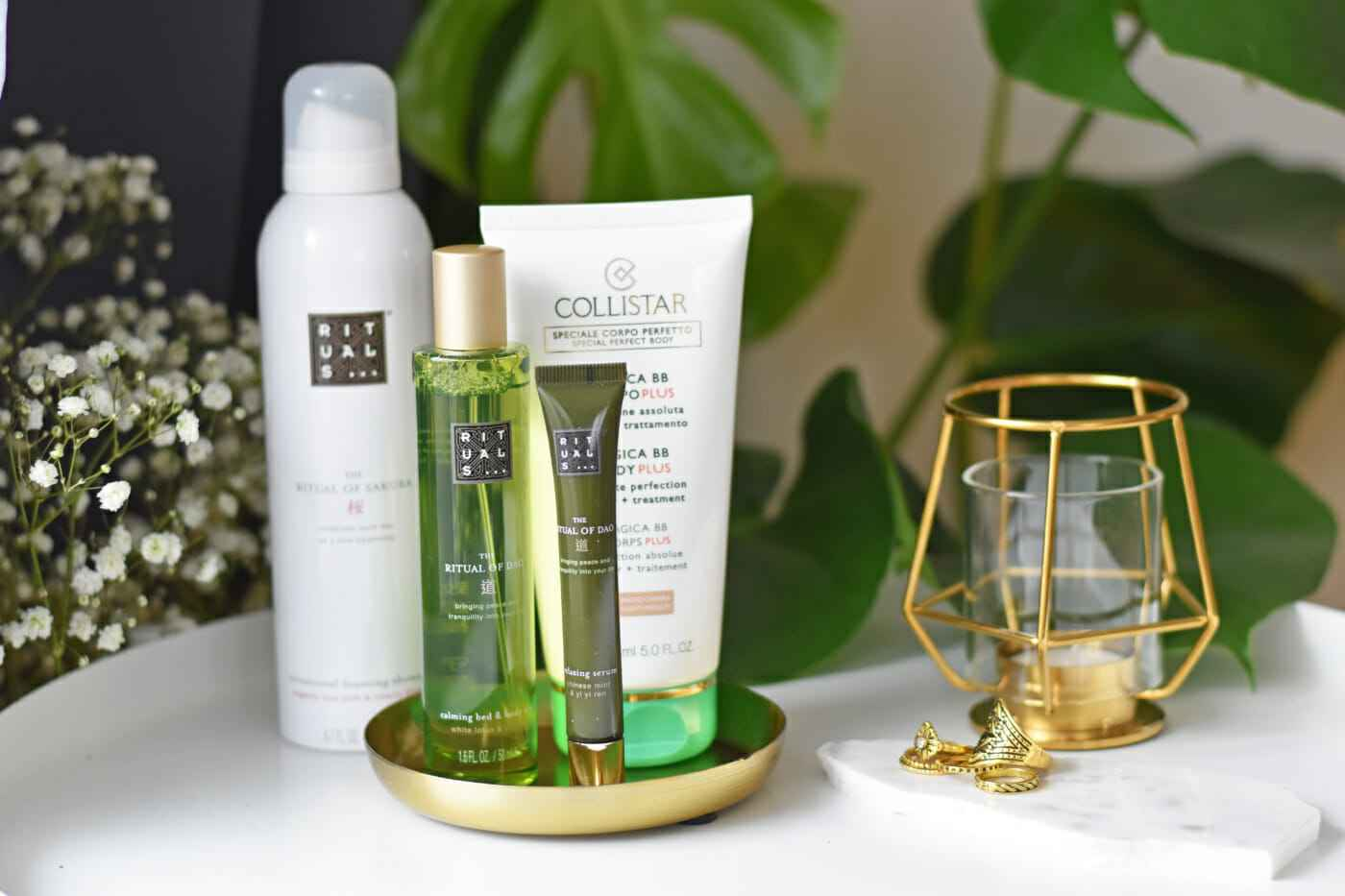 beauty products rituals collistar