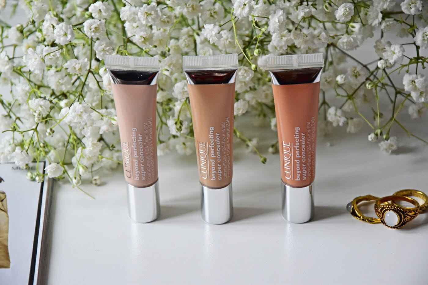 clinique beyond perfection concealer
