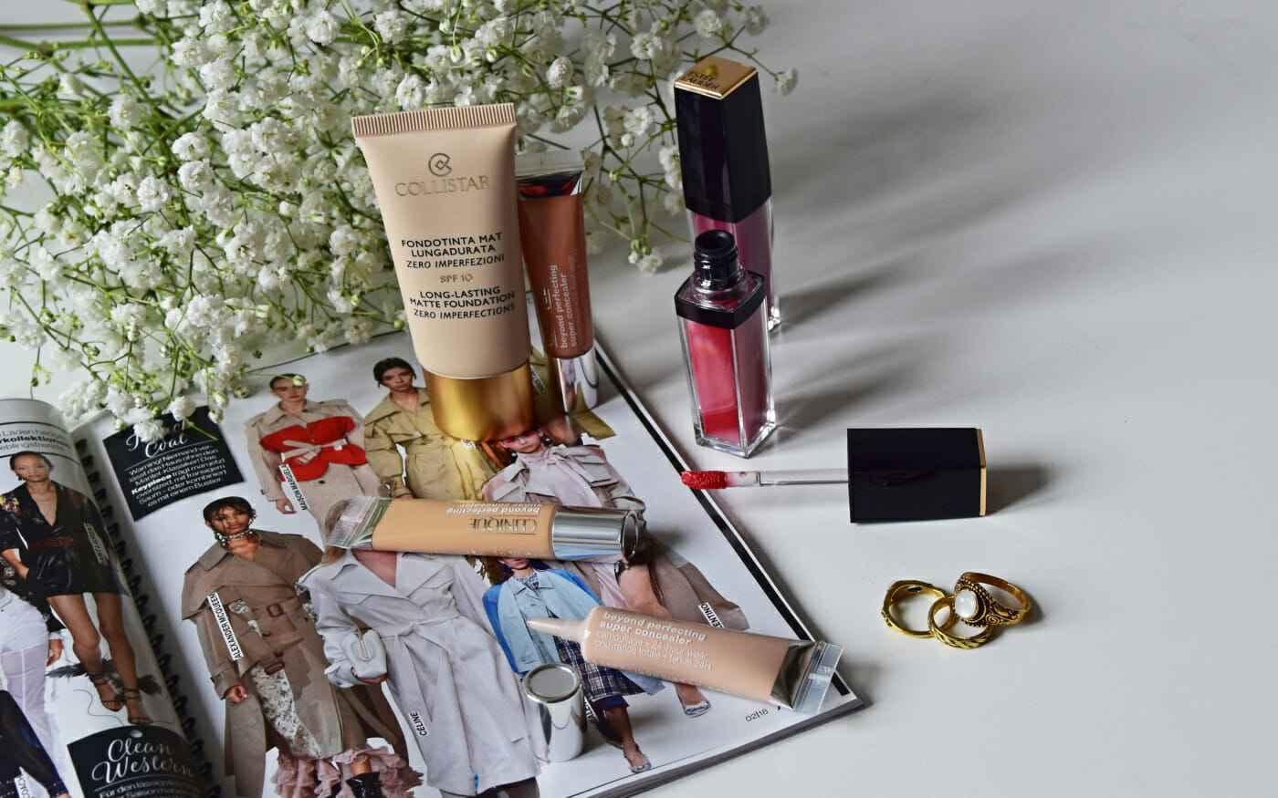 make up lipgloss foundation concealer