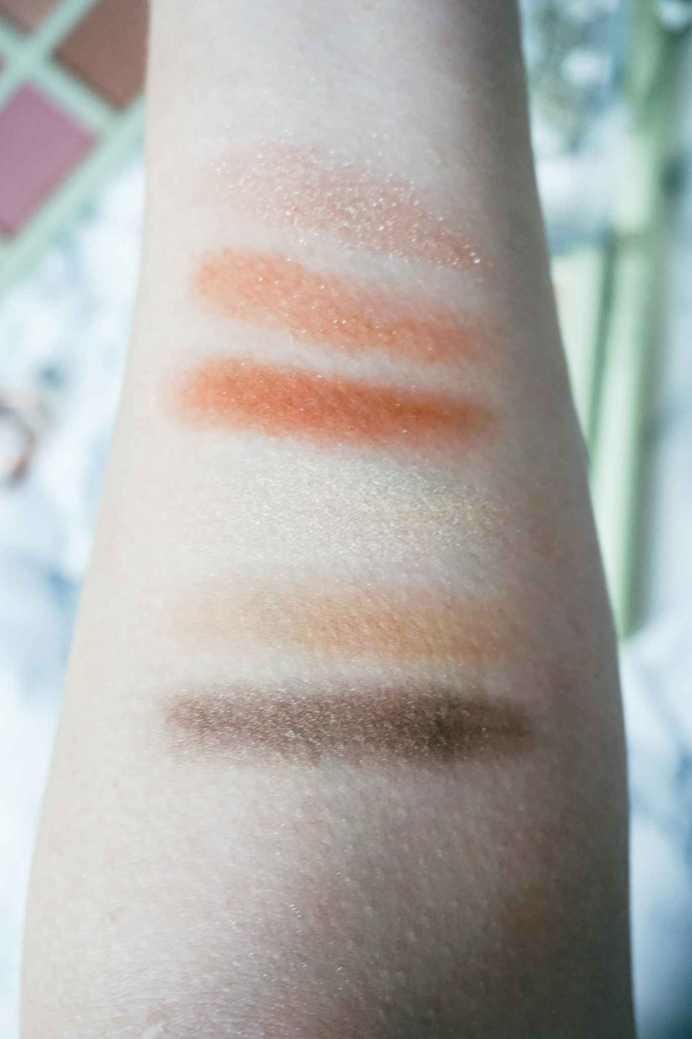 Pixi Beauty Swatches