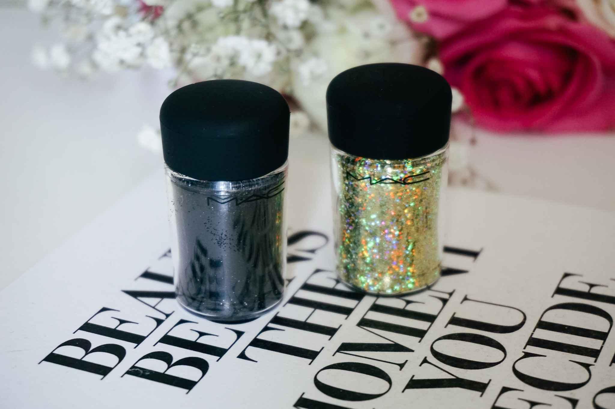 Mac Cosmetics Galactic Glitter