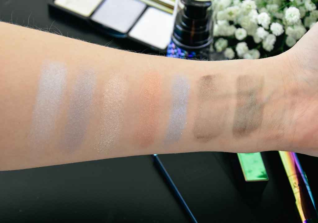 swatches catrice lala Berlin