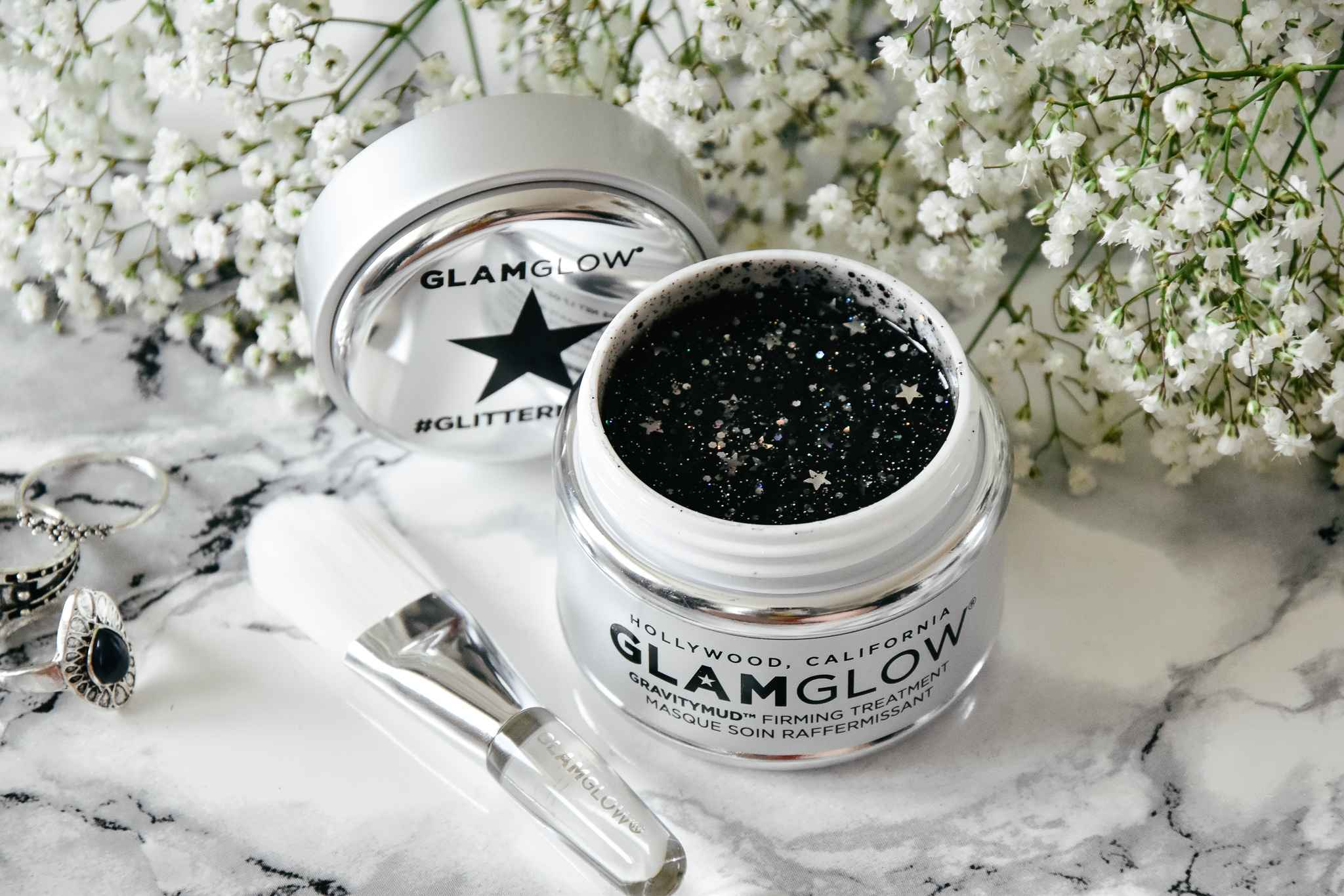 Glamglow Gravitymud Firming Treatment Glittermask