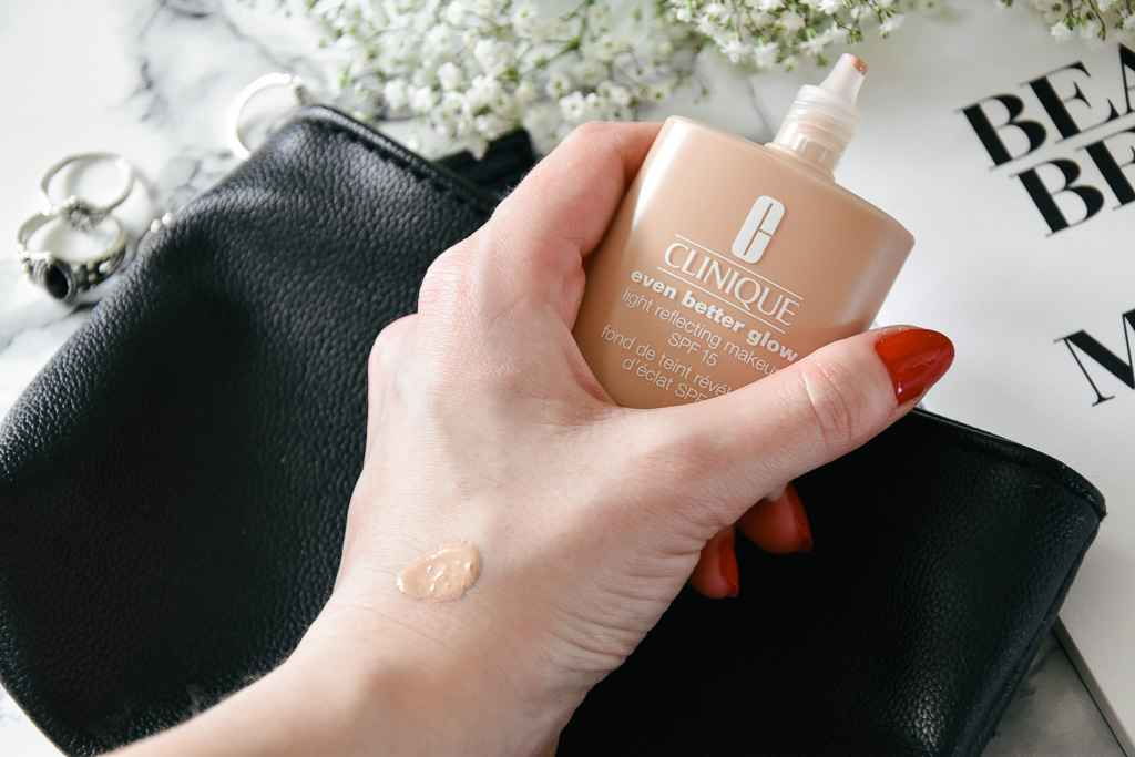 Clinique even better glow makeup