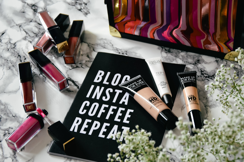 Make-up Neuheiten: Estée Lauder Pure Color Envy Liquid LipColor & Make Up Forever Ultra HD