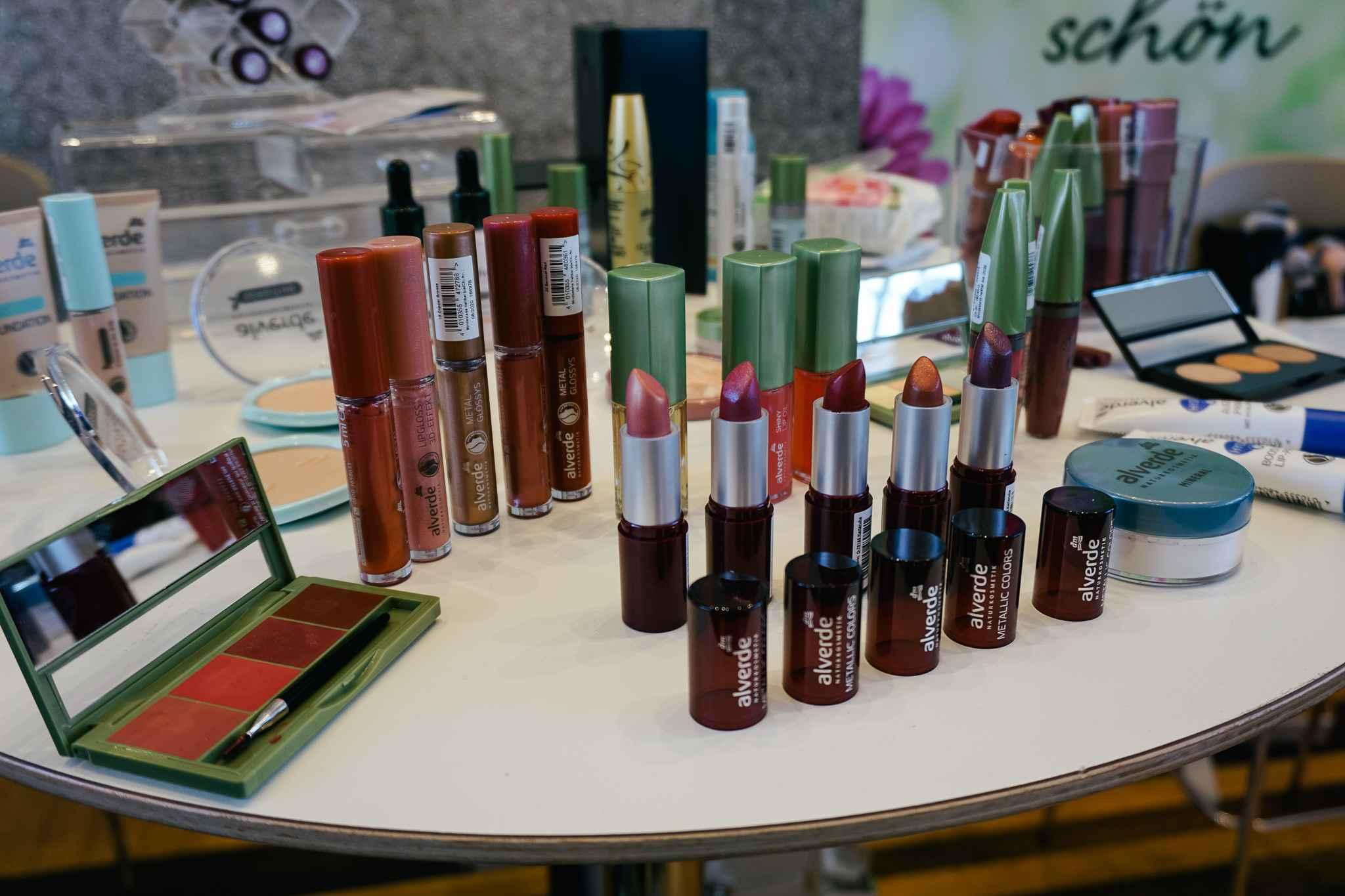 alverde naturkosmetik makeup