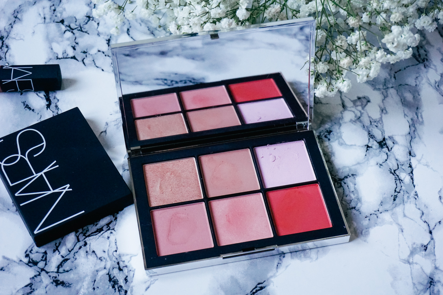 NARSissist Wanted Cheek Palette
