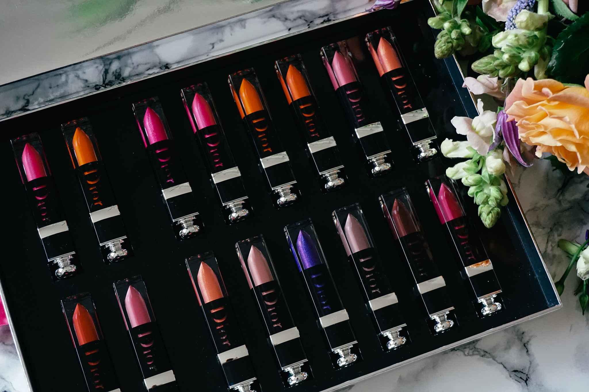 Review Dior Addict Lacquer Plump