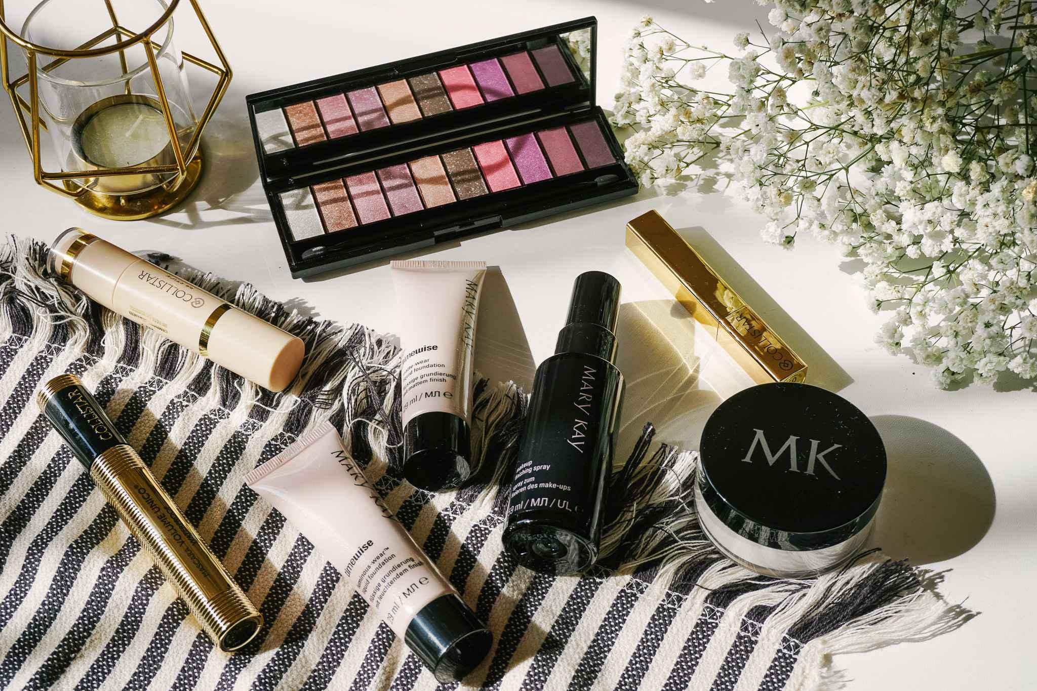 makeup collistar mary kay