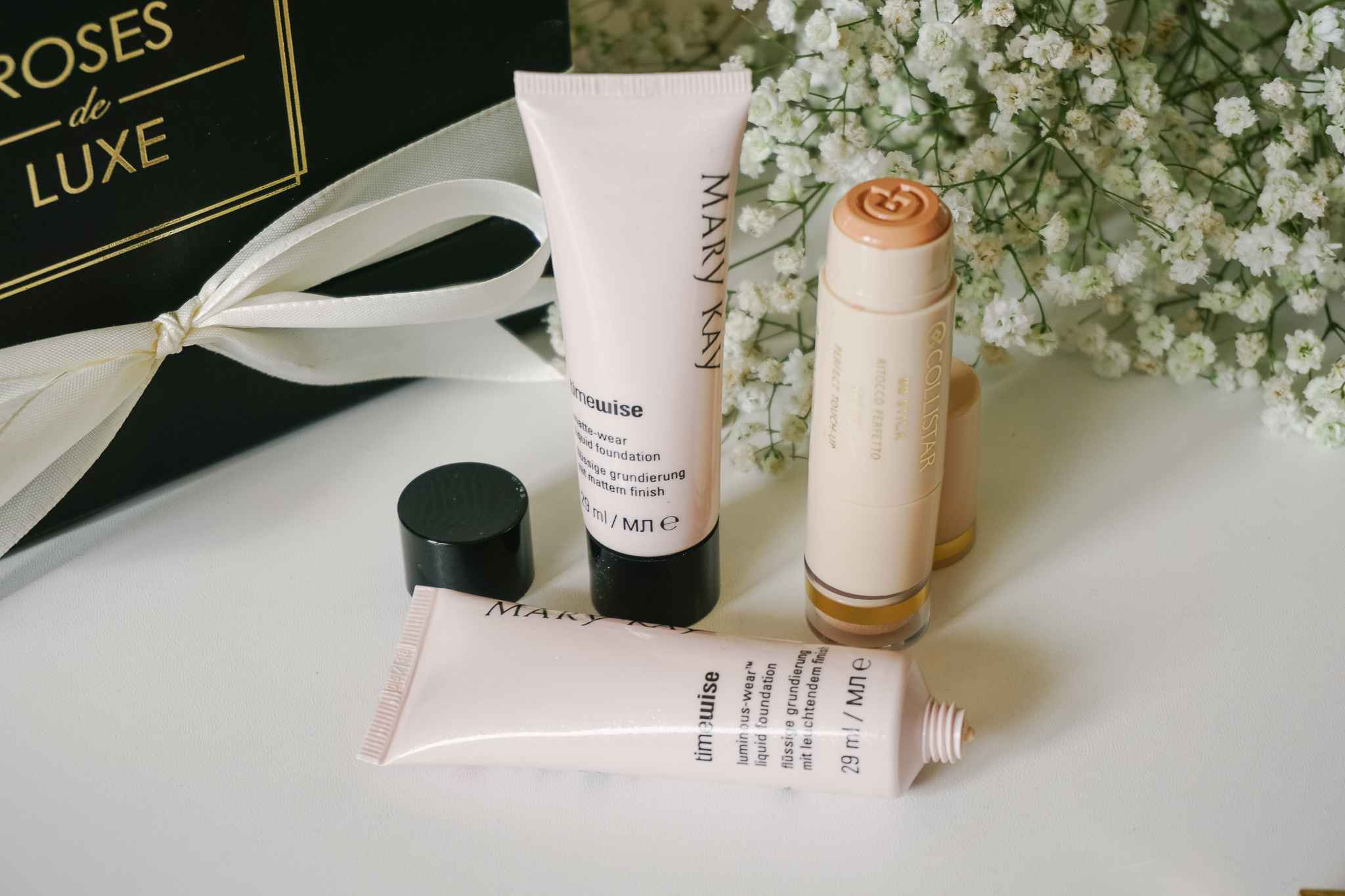 Make up Foundations Review