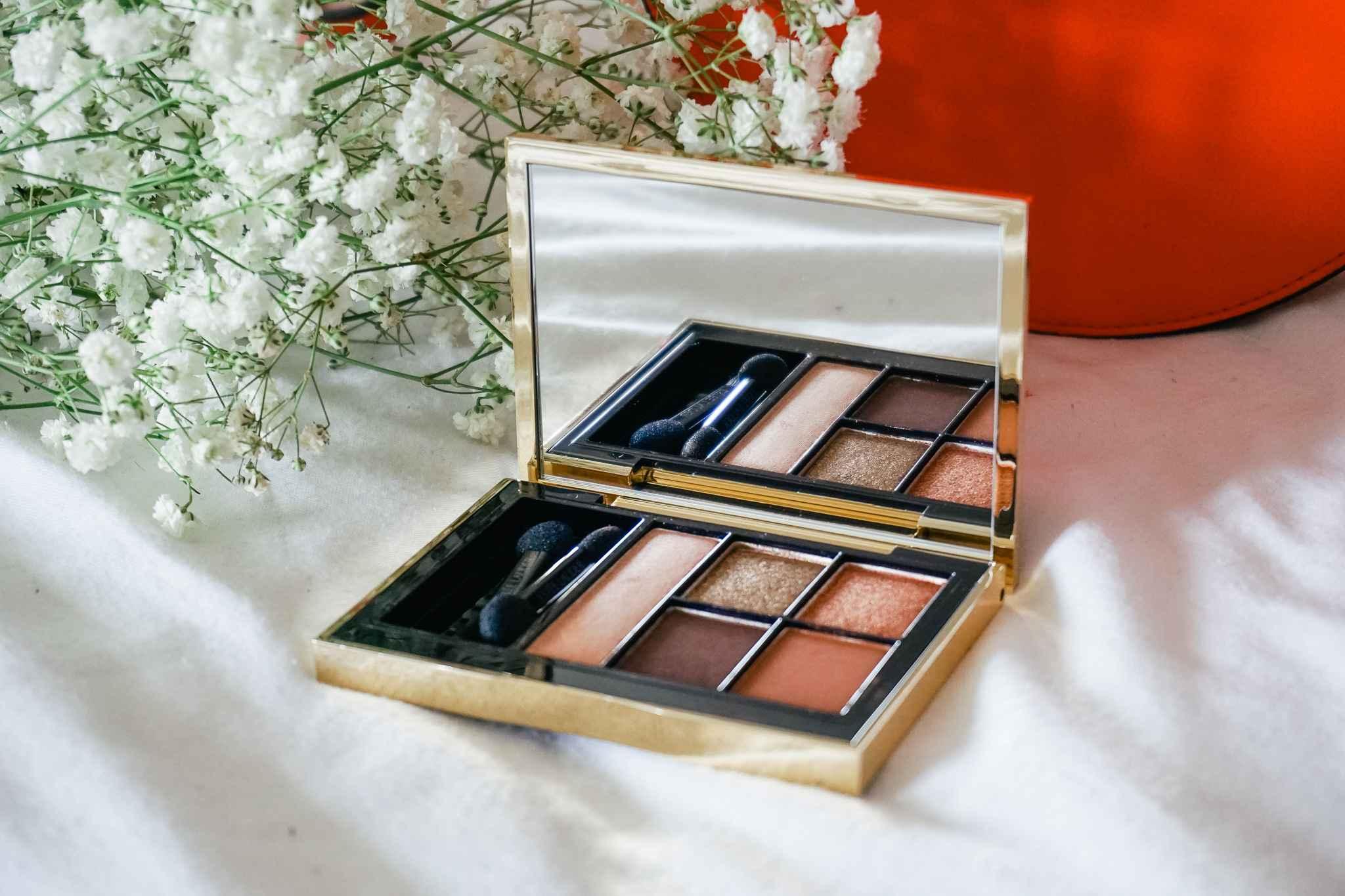 Pure Color Envy Sculpting EyeShadow 5-Color Palette by Violette