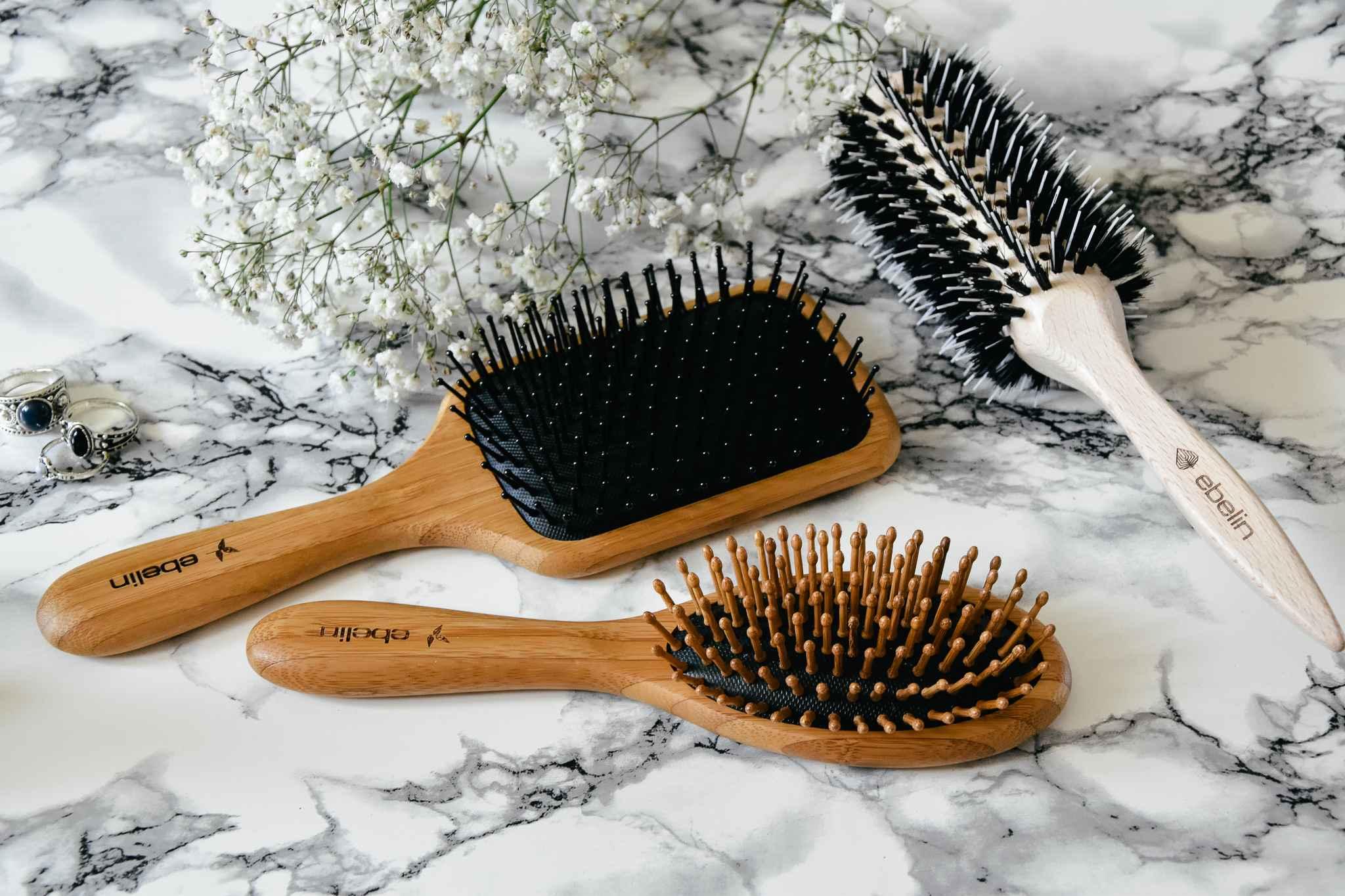 ebelin Haarbürste test