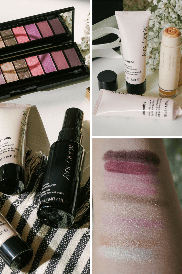 collistar makeup mary kay review