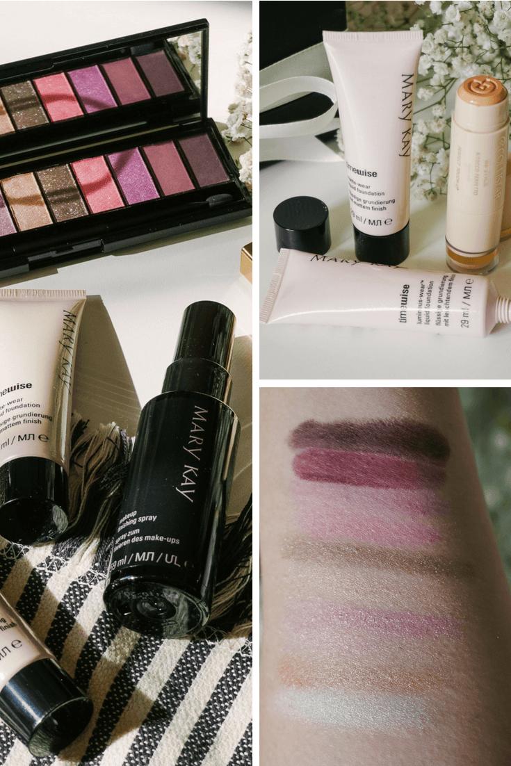 collistar makeup mary kay review