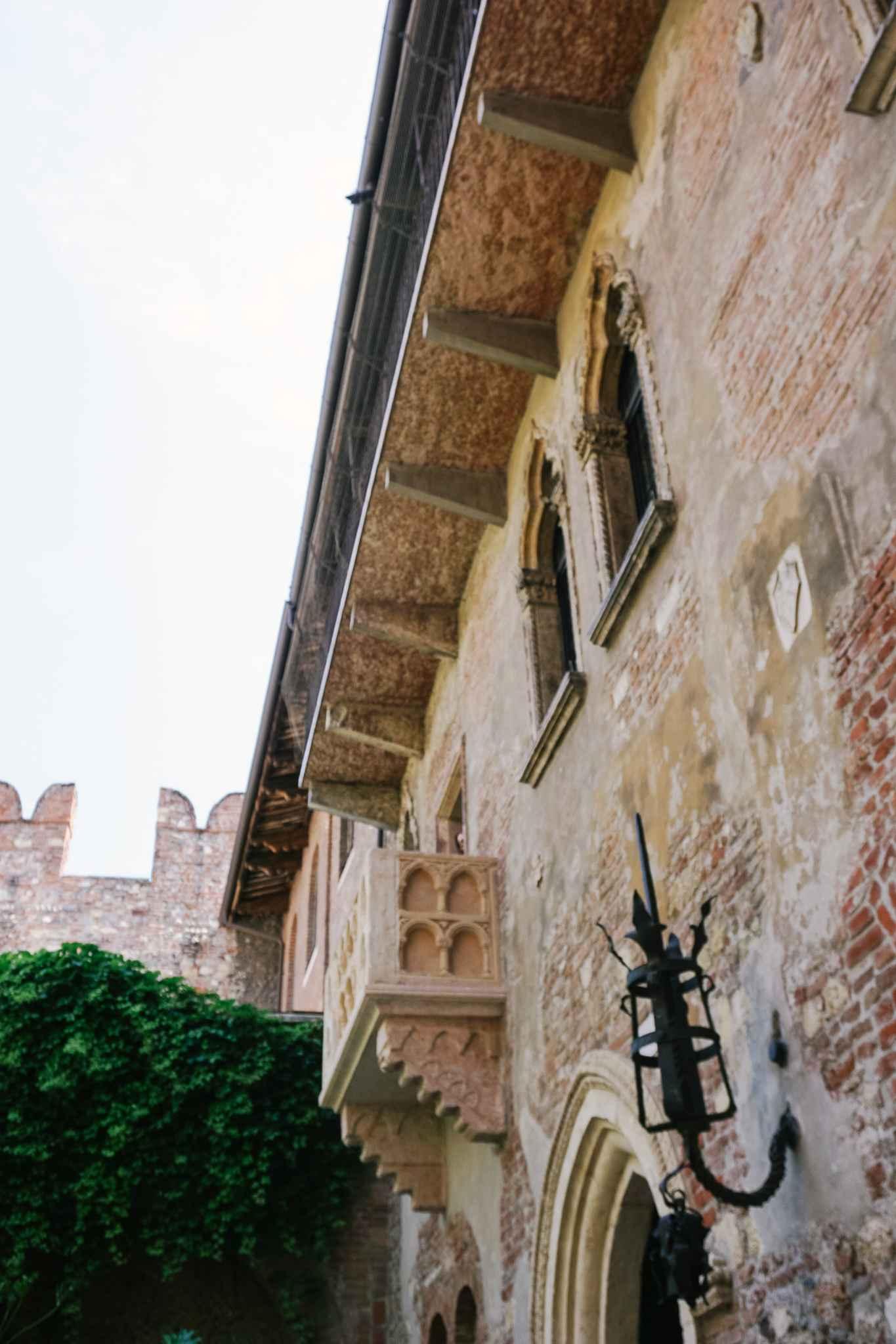 balcony of Julia