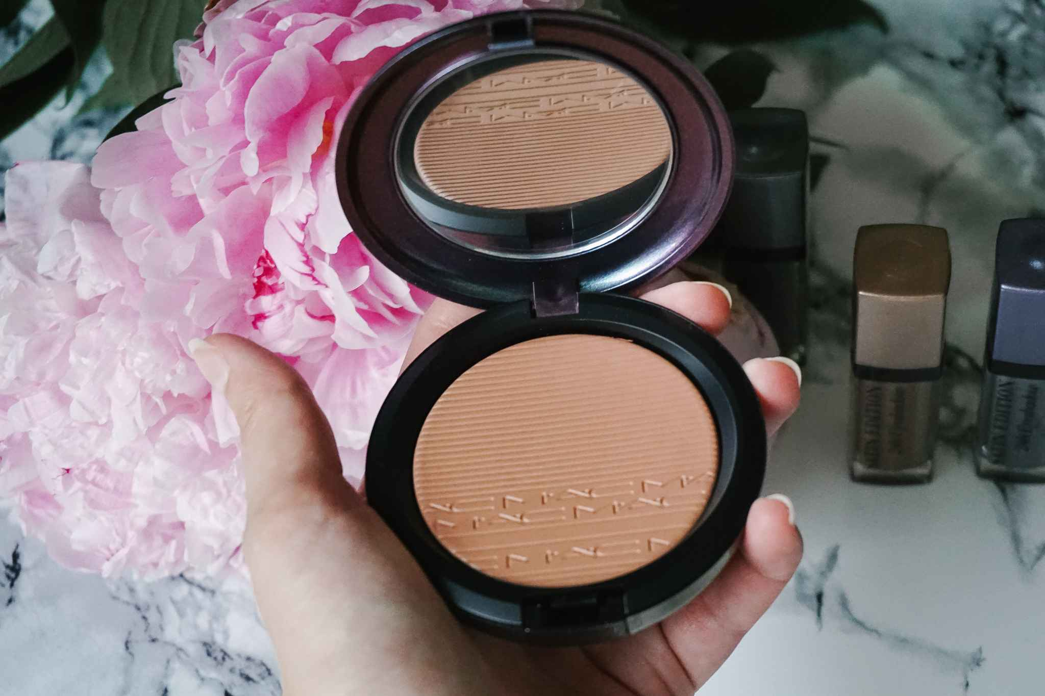 mac cosmetics mirage noir bronzer