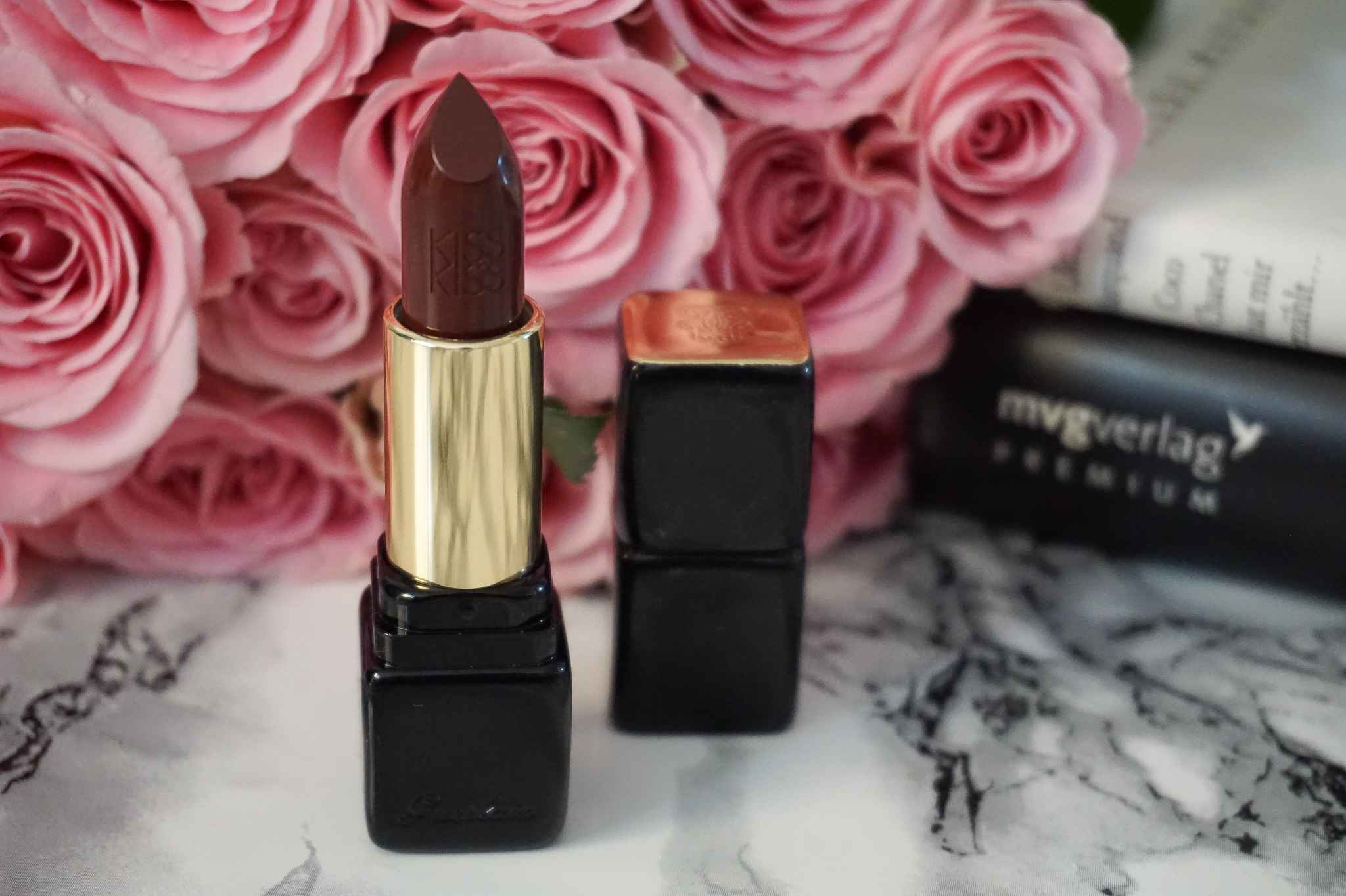 guerlain kiss kiss makeup review