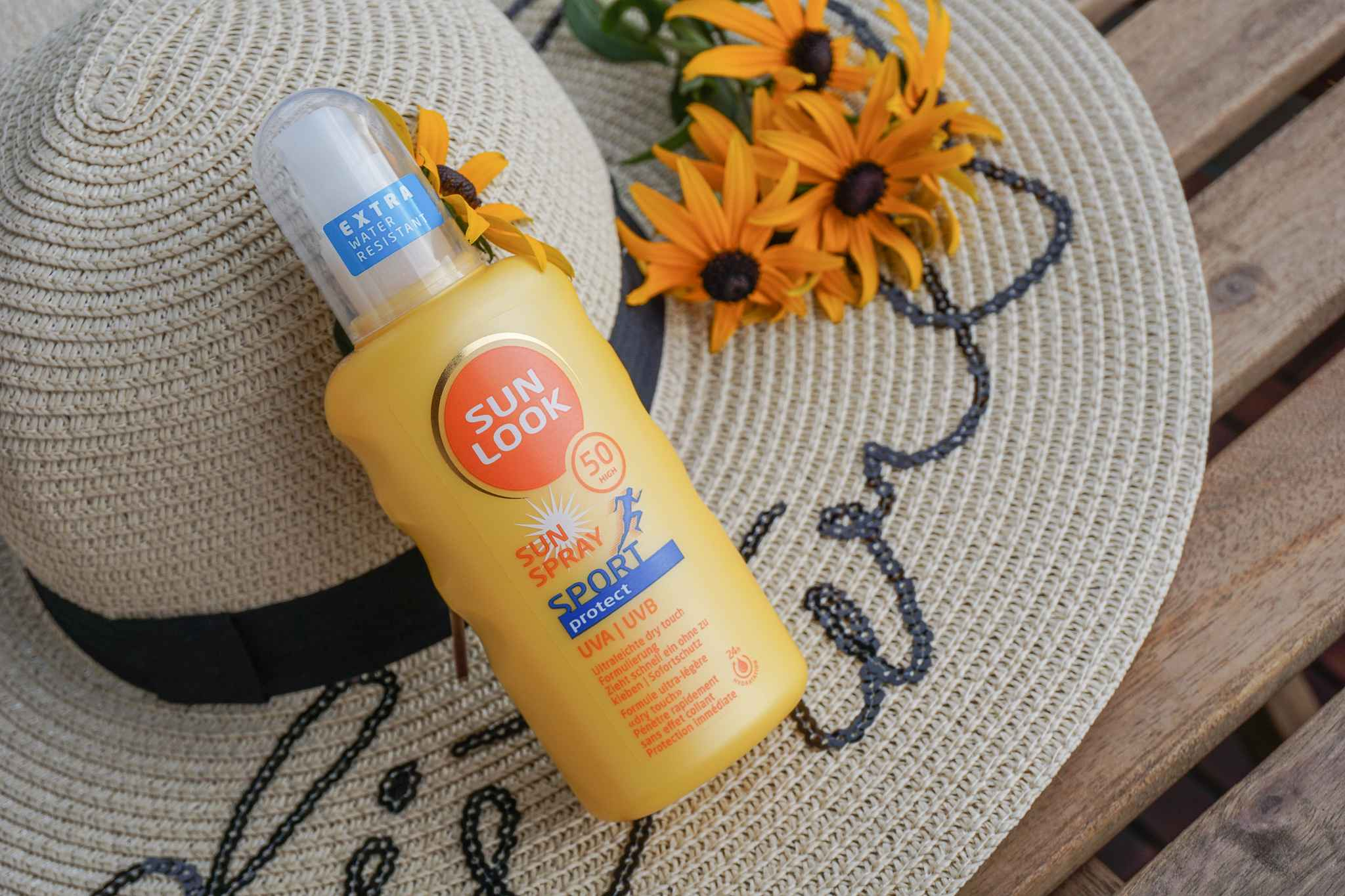 Sun Look Sport Sun Spray SF50