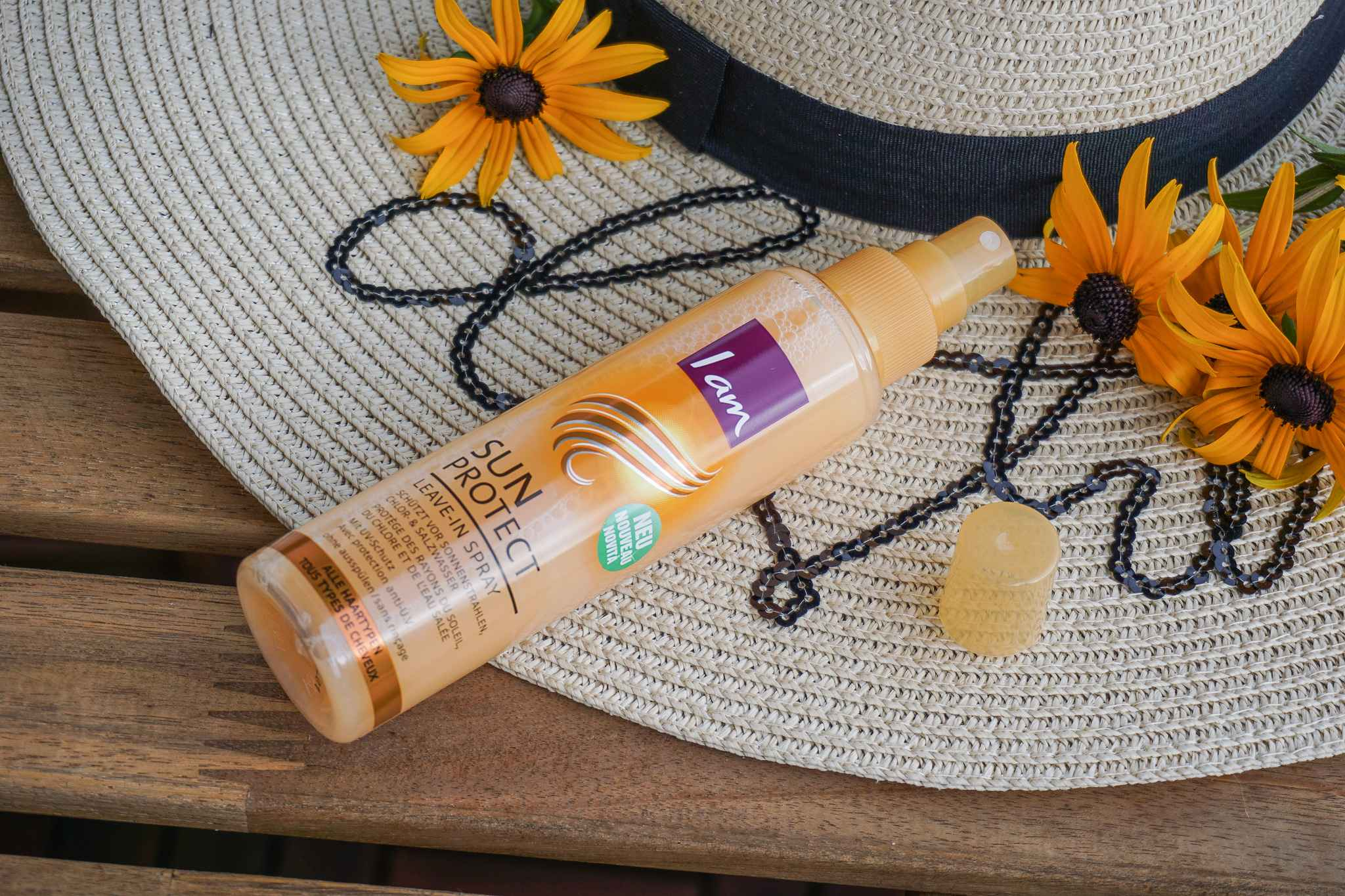 I am Sun Protect Leave in Spray Migros