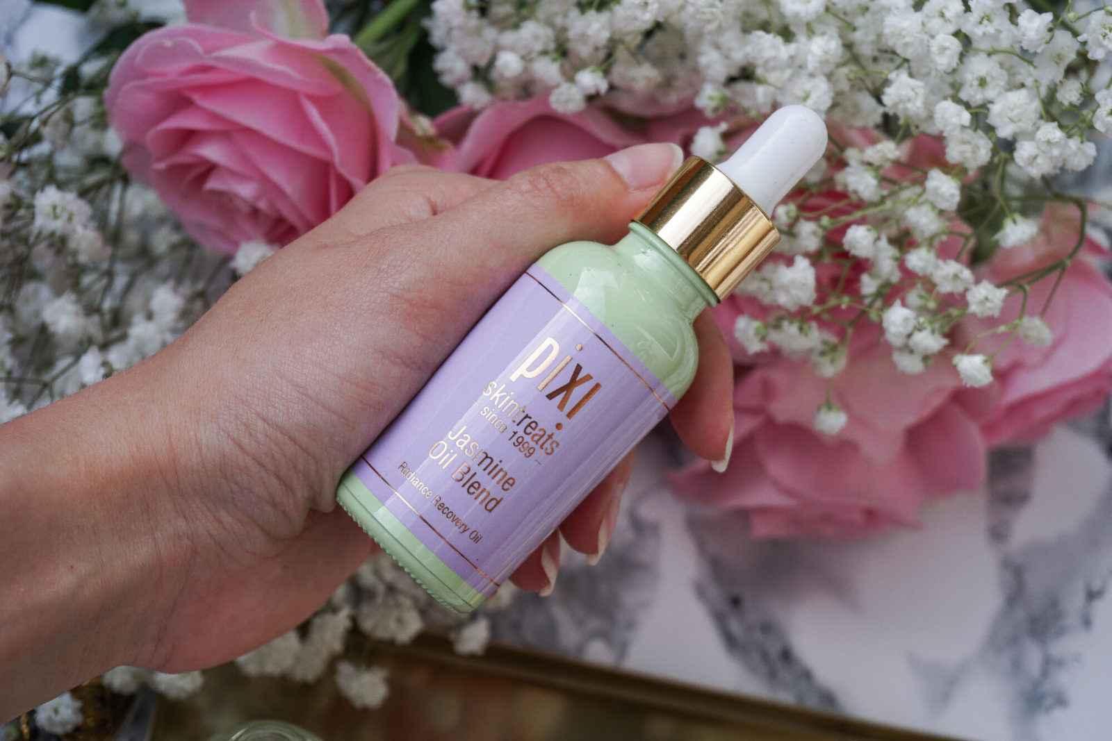 pixi jasmine oil