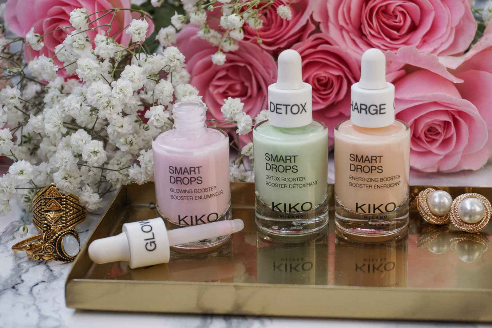 Kiko milano smart drops beauty