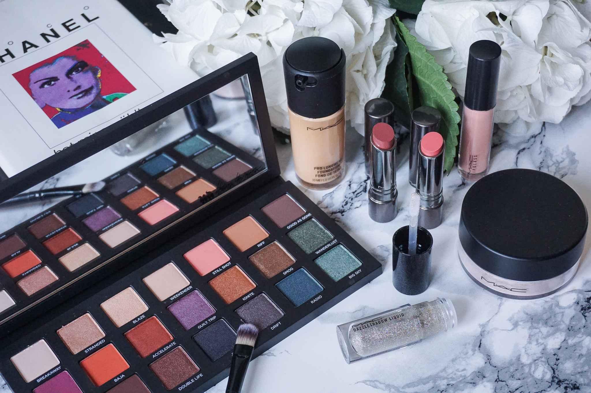 makeup review maccosmetics urban decay