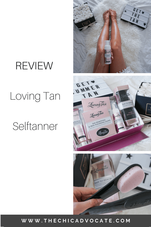 REVIEW Loving Tan Selftanner